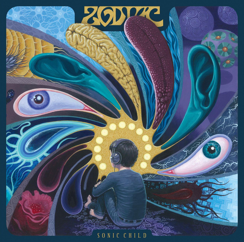 "CD review ZODIAC ""Sonic child"""