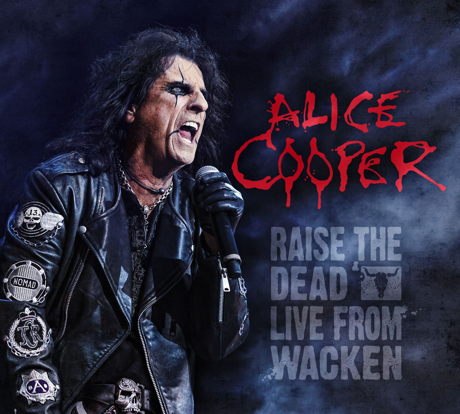 Cover and track list from ALICE COOPER CD/DVD