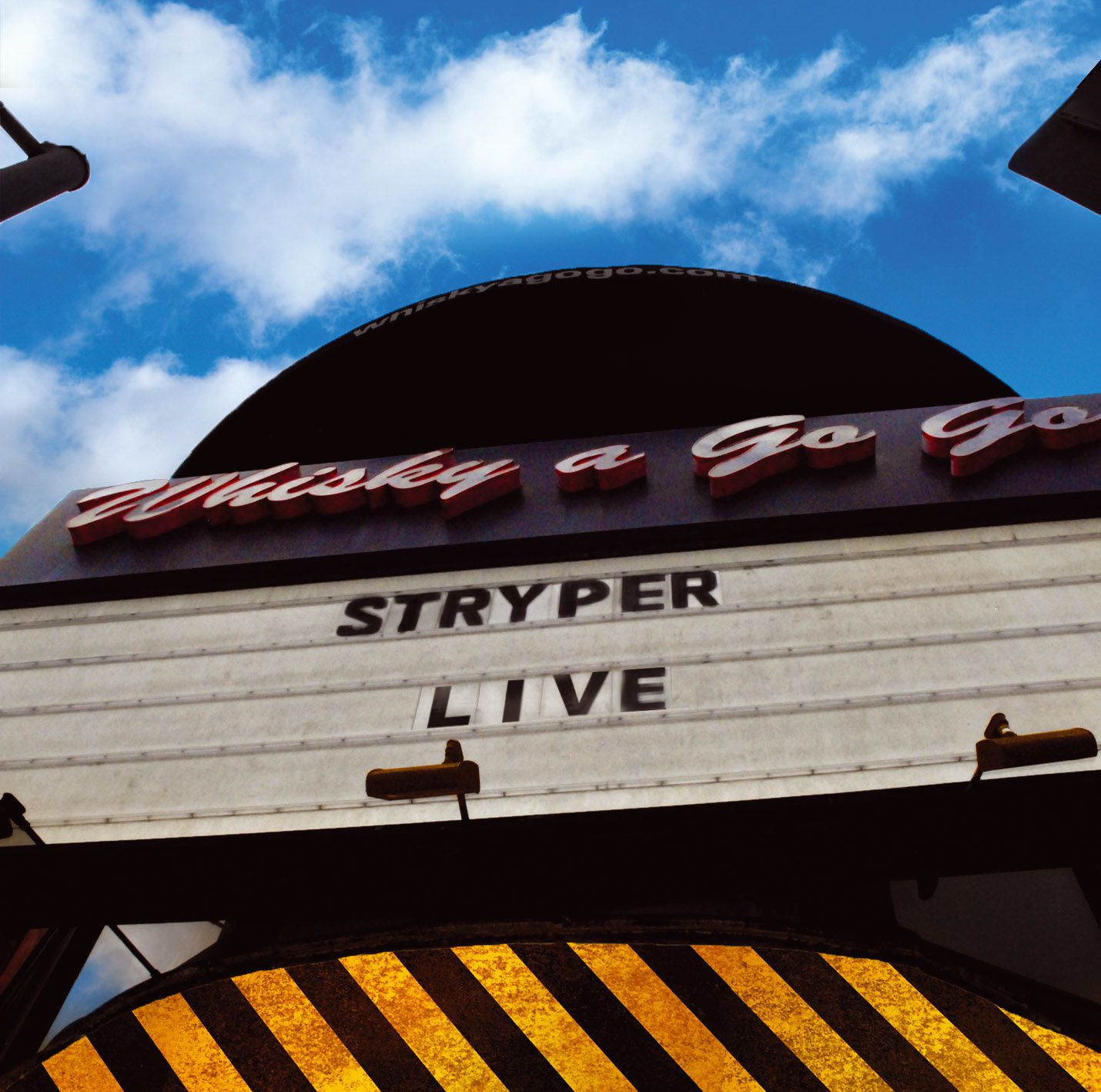 """CD review STRYPER """"Live at the Whiskey"""""""