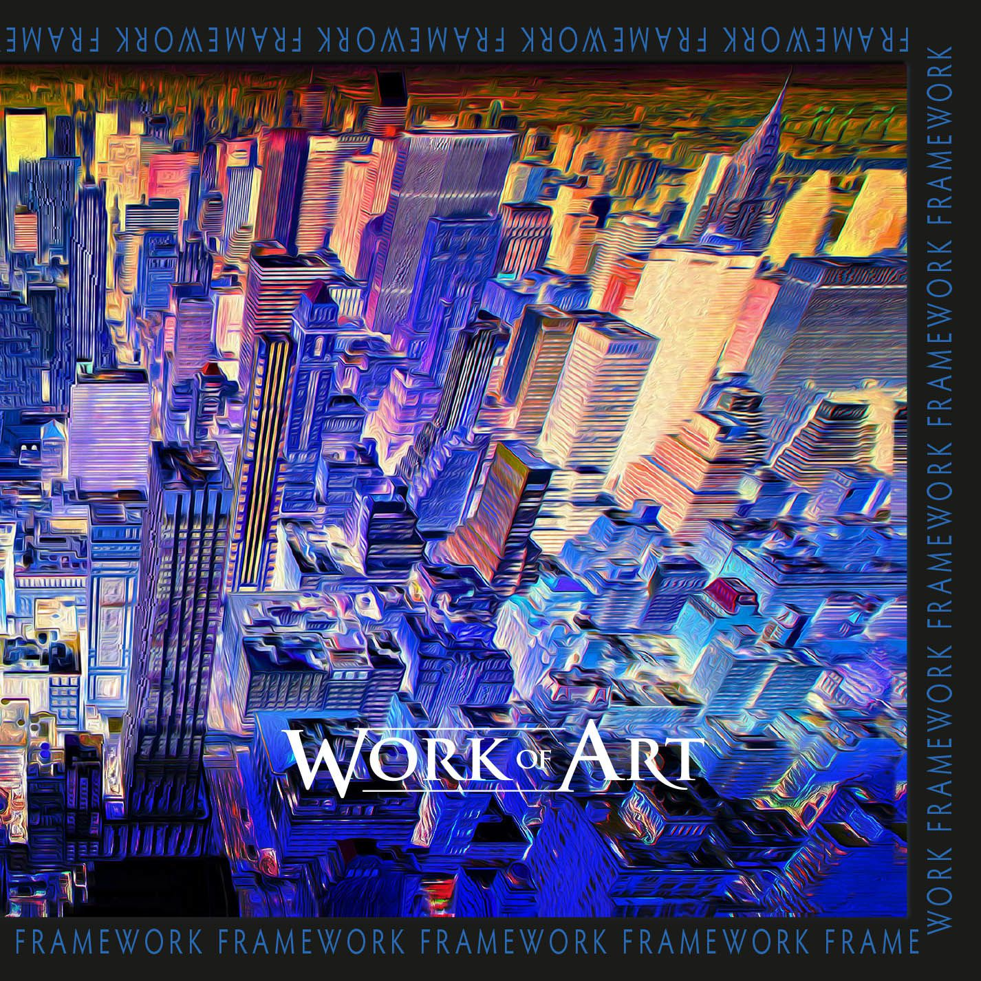 "CD review WORK OF ART ""Framework"""