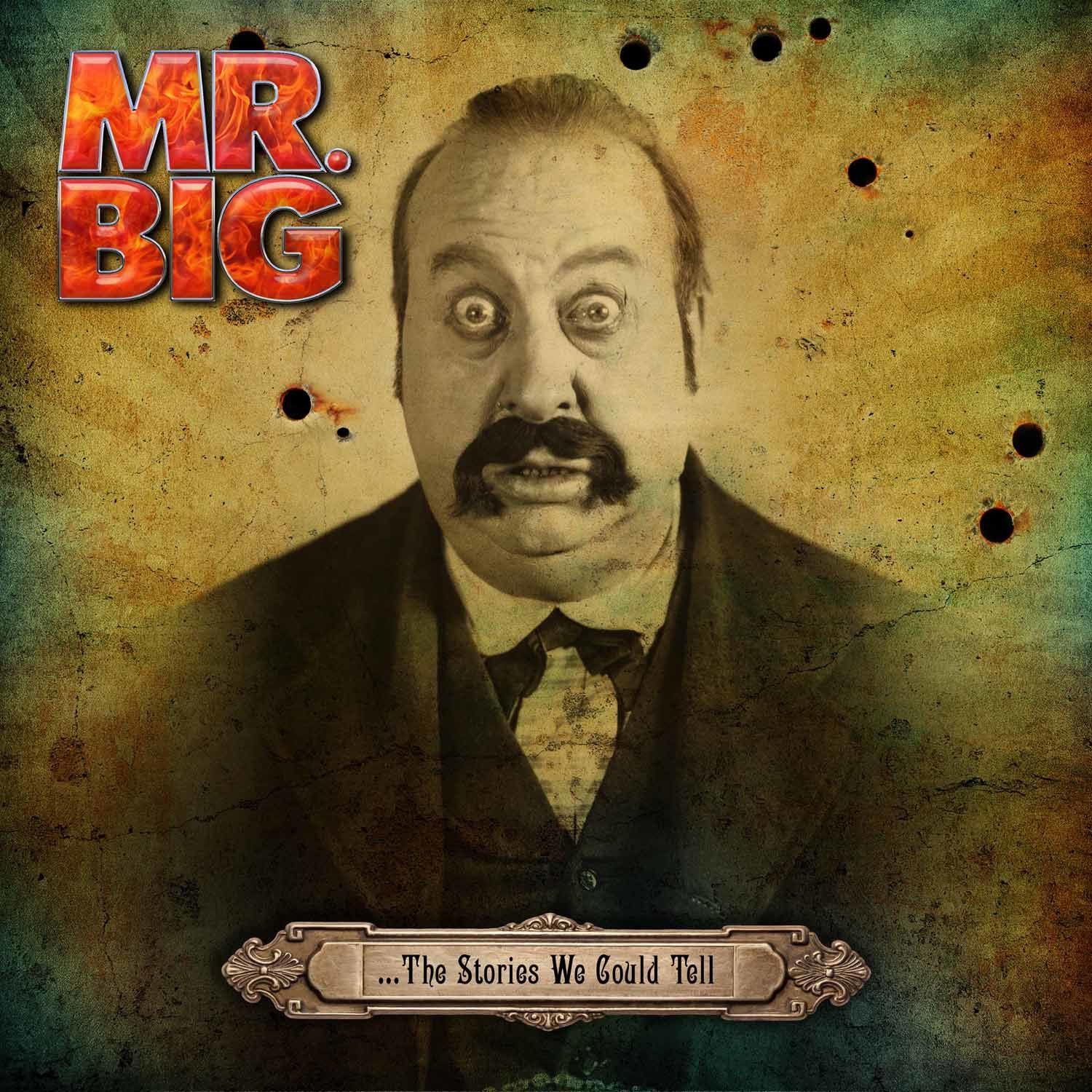 """CD review MR. BIG """"...the stories we could tell"""""""