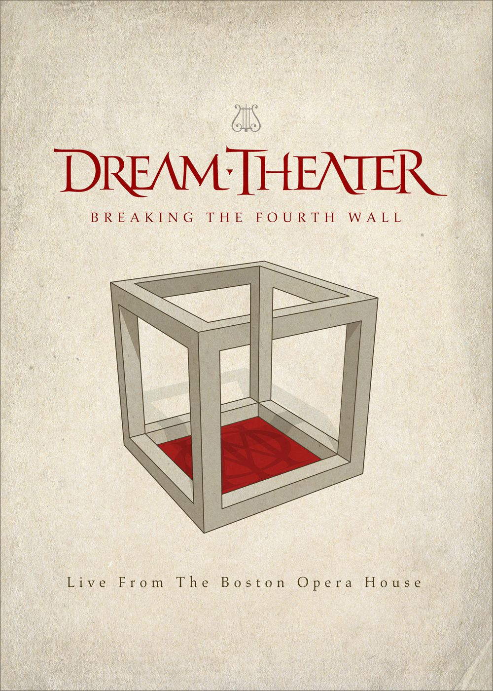 """DVD review DREAM THEATER """"Breaking the four walls"""