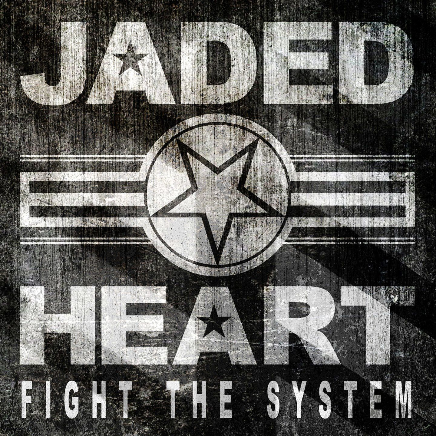 """CD review JADED HEART """"Fight the system"""""""