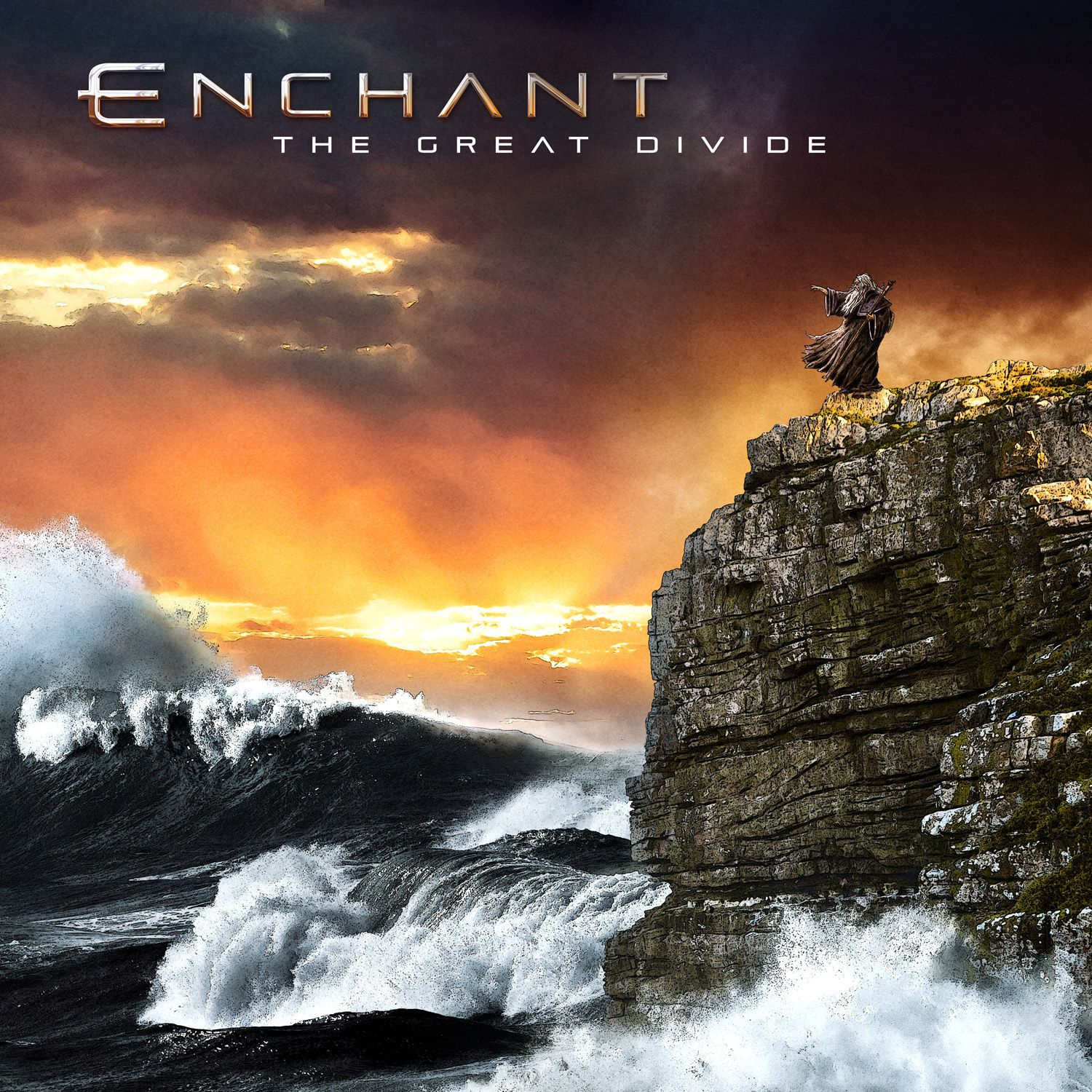 """CD review ENCHANT """"The great divide"""""""