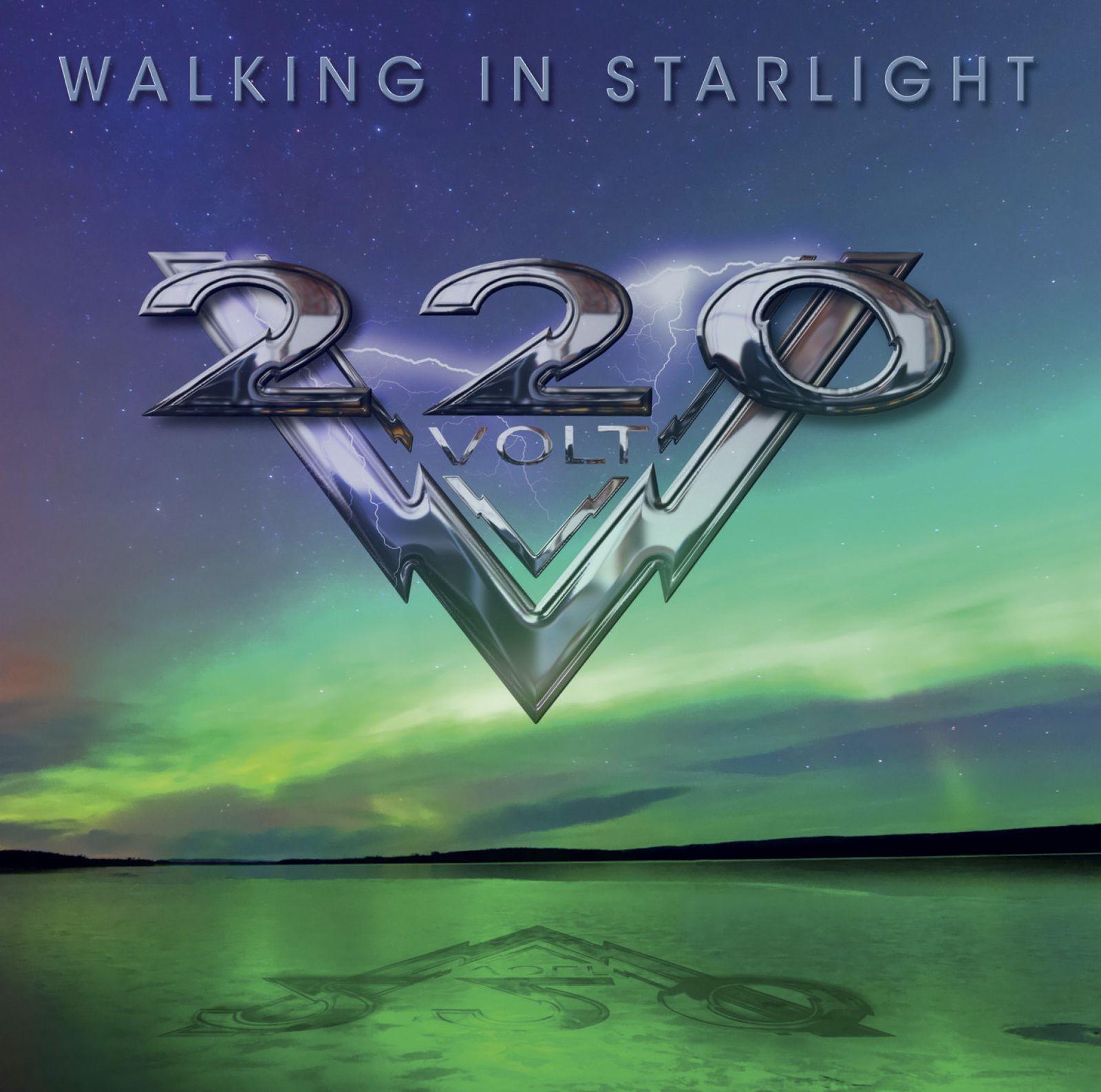 "CD review 220 VOLT ""Walking in starlight"""
