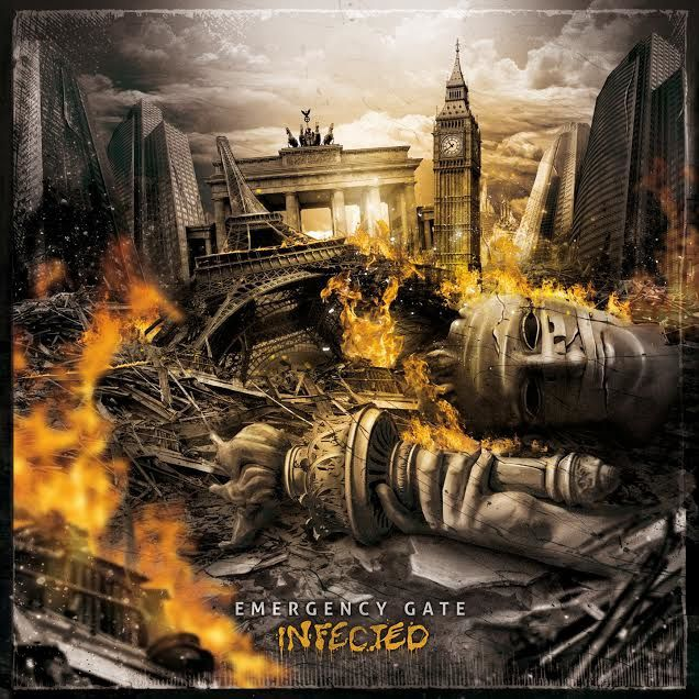 """CD review EMERGENCY GATE """"Infected"""""""