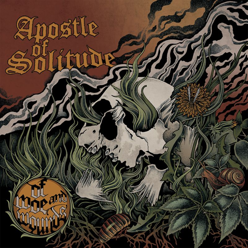 """CD review APOSTLE OF SOLITUDE """"Of woe and wounds"""""""
