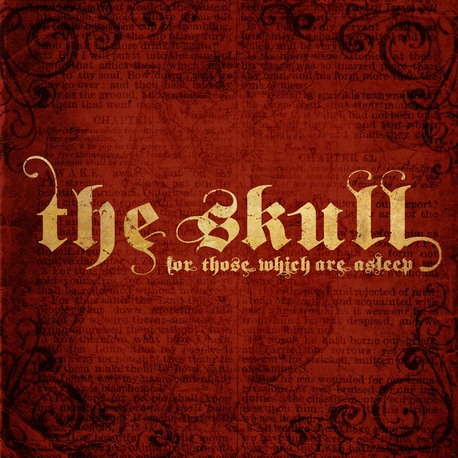 "CD review THE SKULL ""For those which are asleep"""