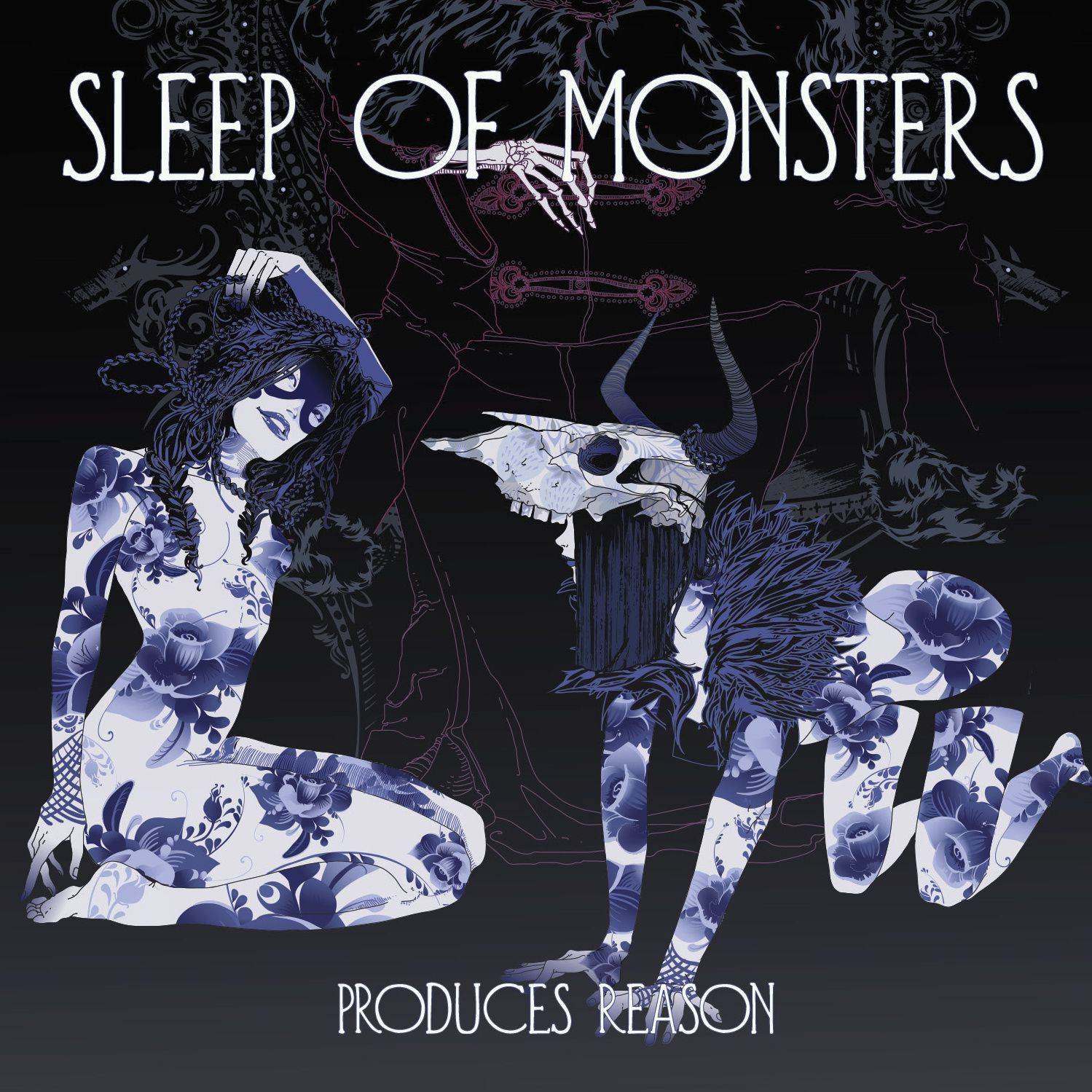 """CD review SLEEP OF MONSTERS """"Produces reason"""""""