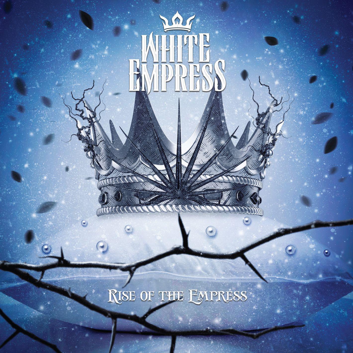 """CD review WHITE EMPRESS """"Rise of the empress"""""""