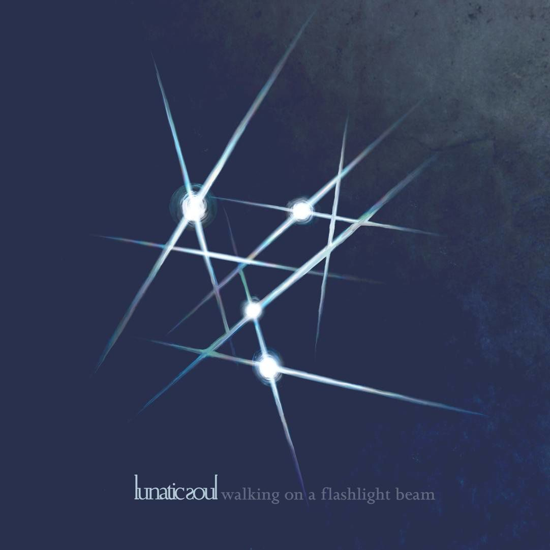 "CD review LUNATIC SOUL ""Walking on a flashlight beam"""