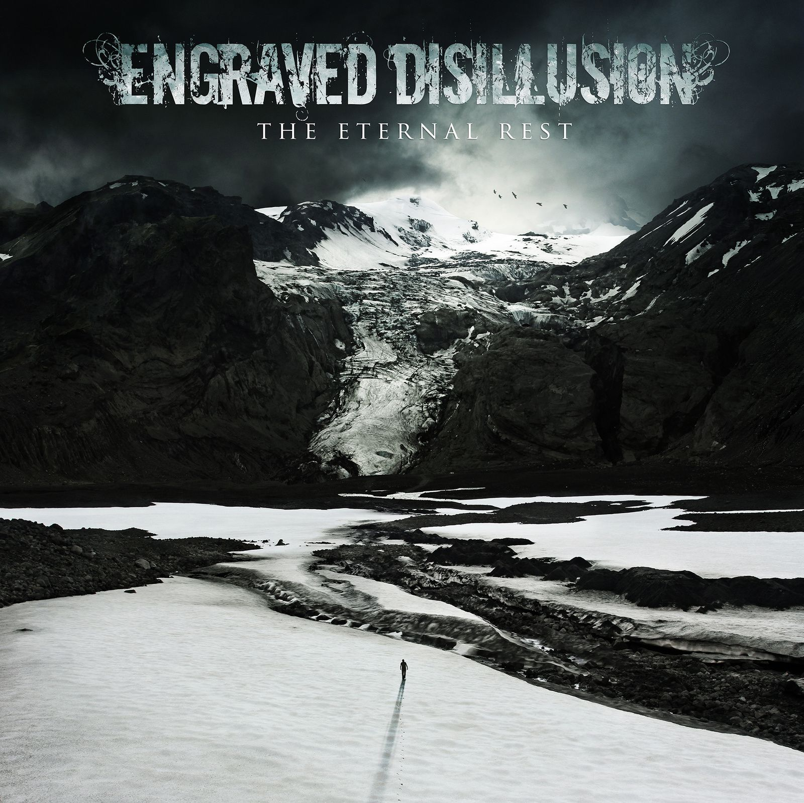 """CD review ENGRAVED DISILLUSION """"The eternal rest"""""""
