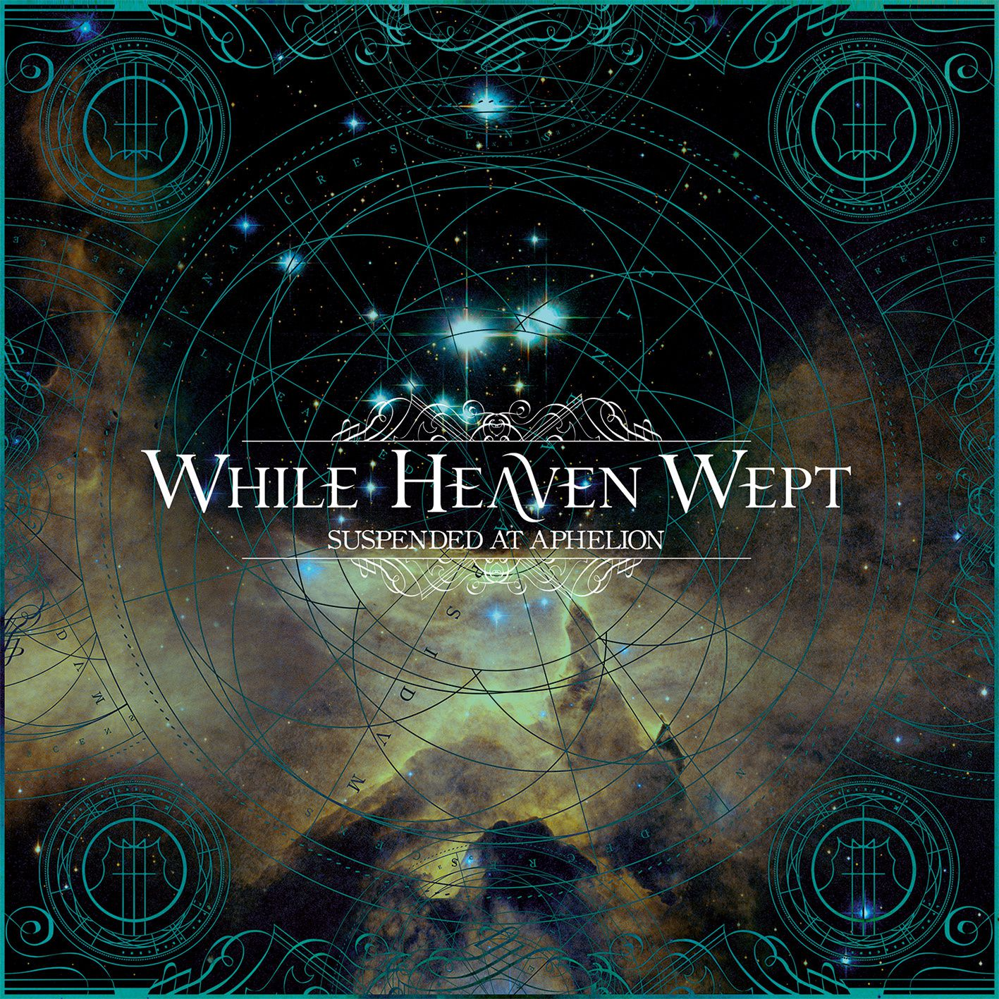 """CD review WHILE HEAVEN WEPT """"Suspended at Aphelion"""""""