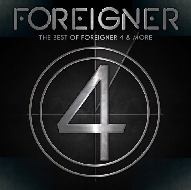 """FOREIGNER will release """"The best of Foreigner 4 & more"""""""