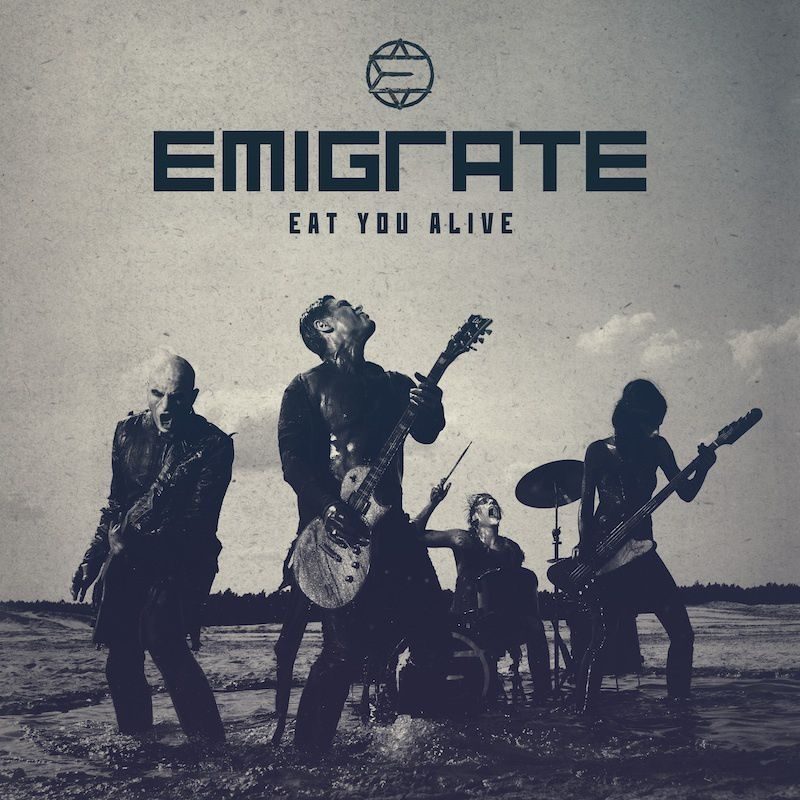 1st new song from EMIGRATE