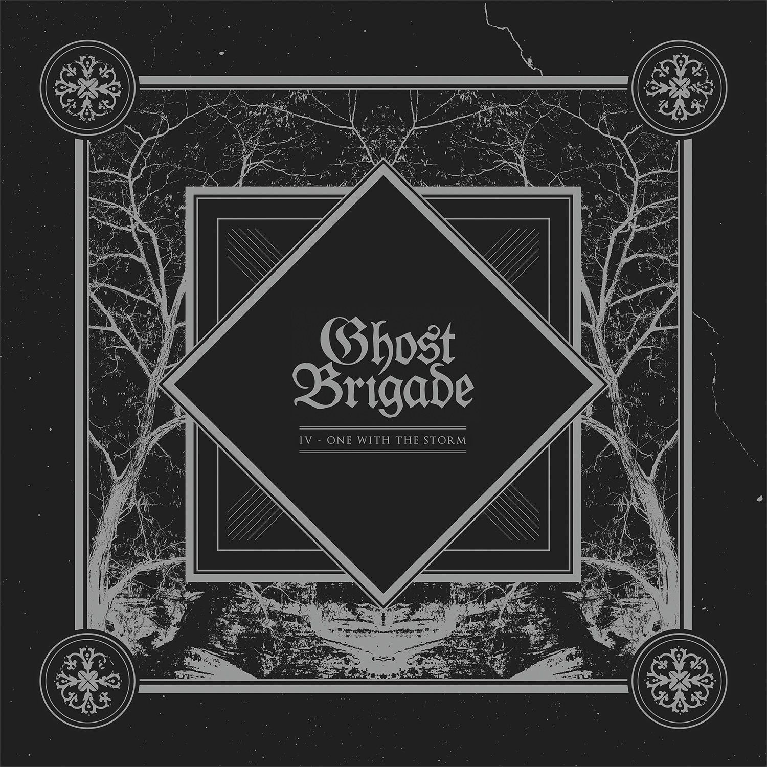 """CD review GHOST BRIGADE """"IV - One with the storm"""""""