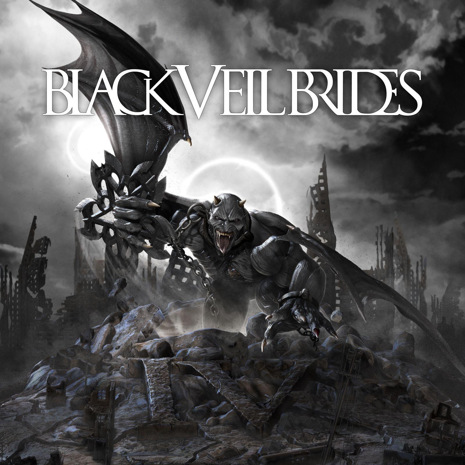 """CD review BLACK VEIL BRIDES """"Black Veil Brides"""""""