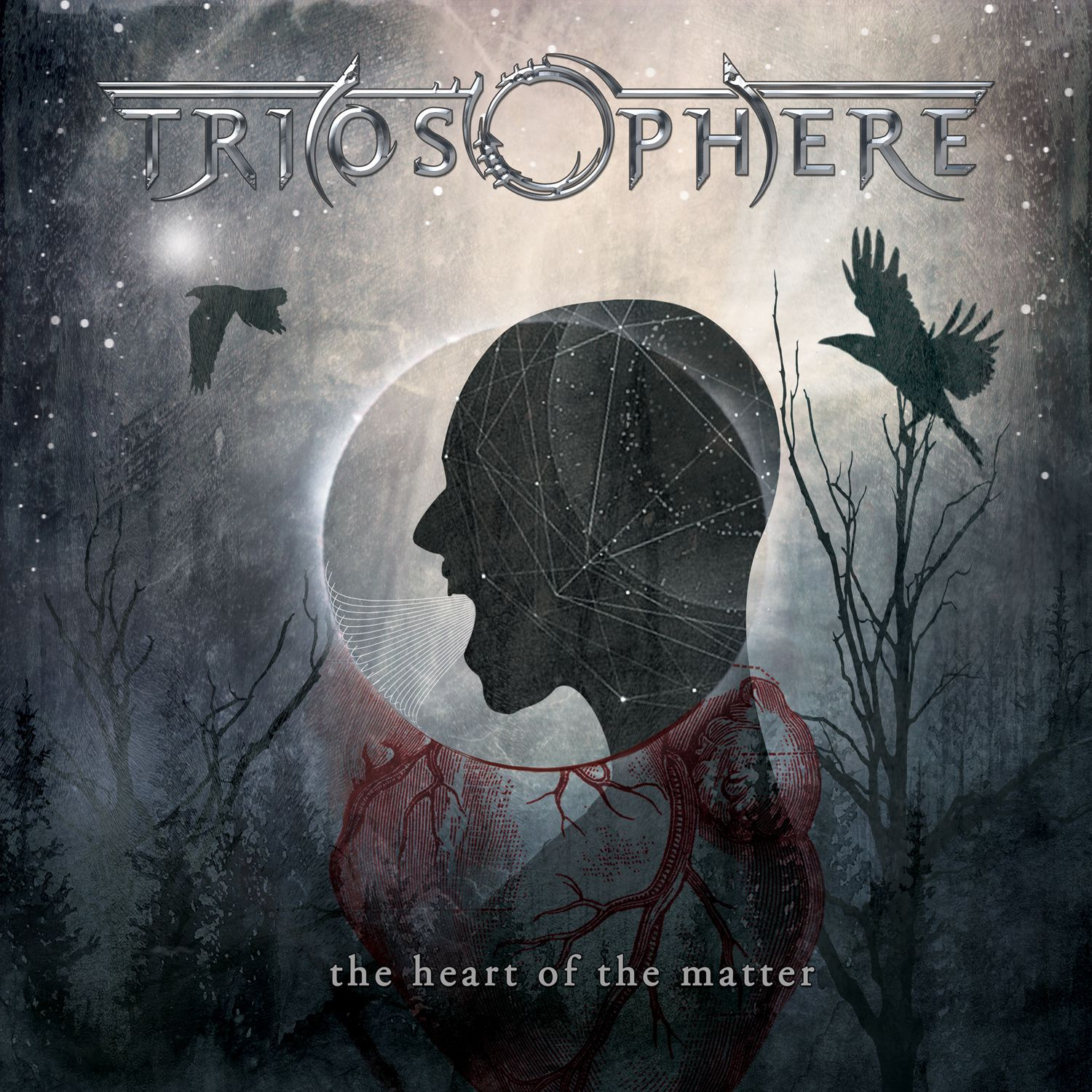 """CD review TRIOSPHERE """"The heart of the matter"""""""