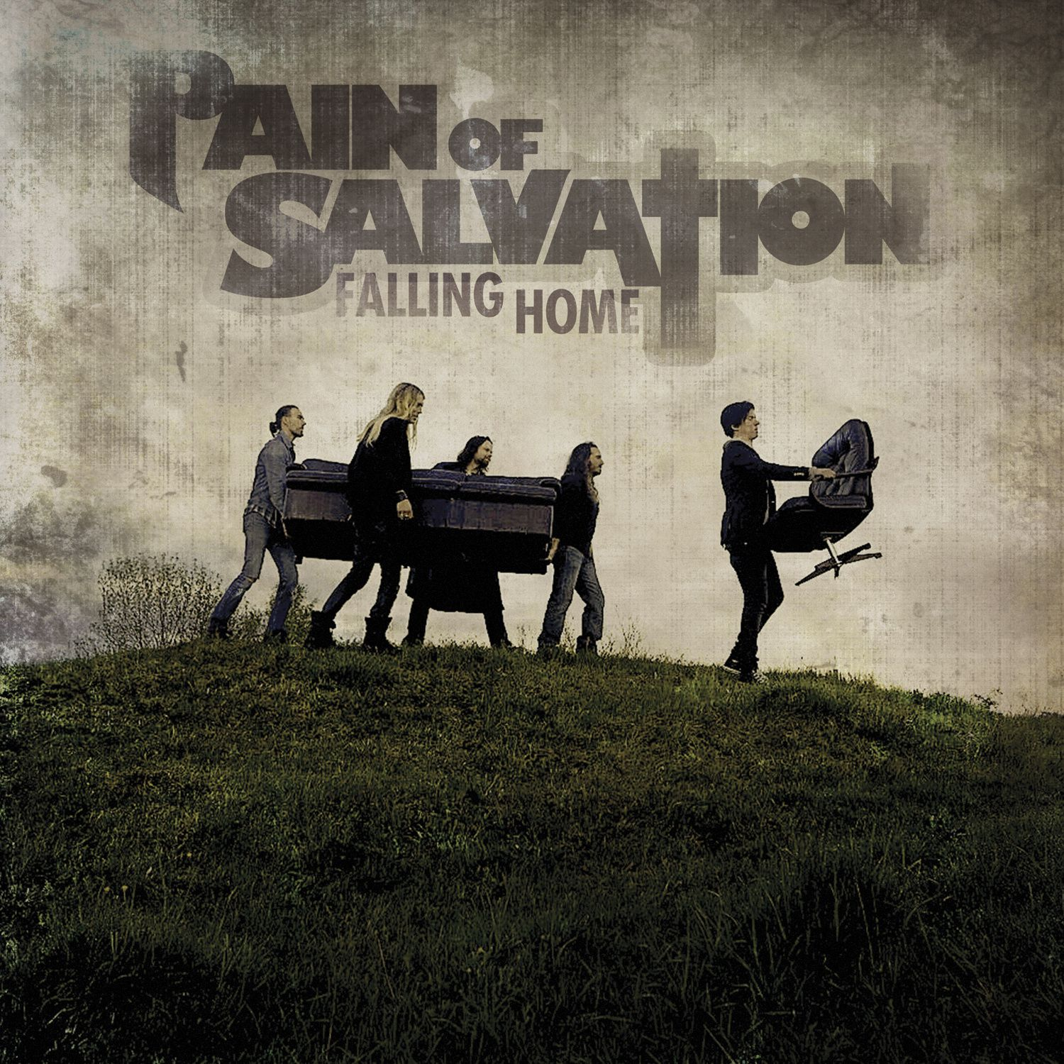 """CD review PAIN OF SALVATION """"Falling home"""""""