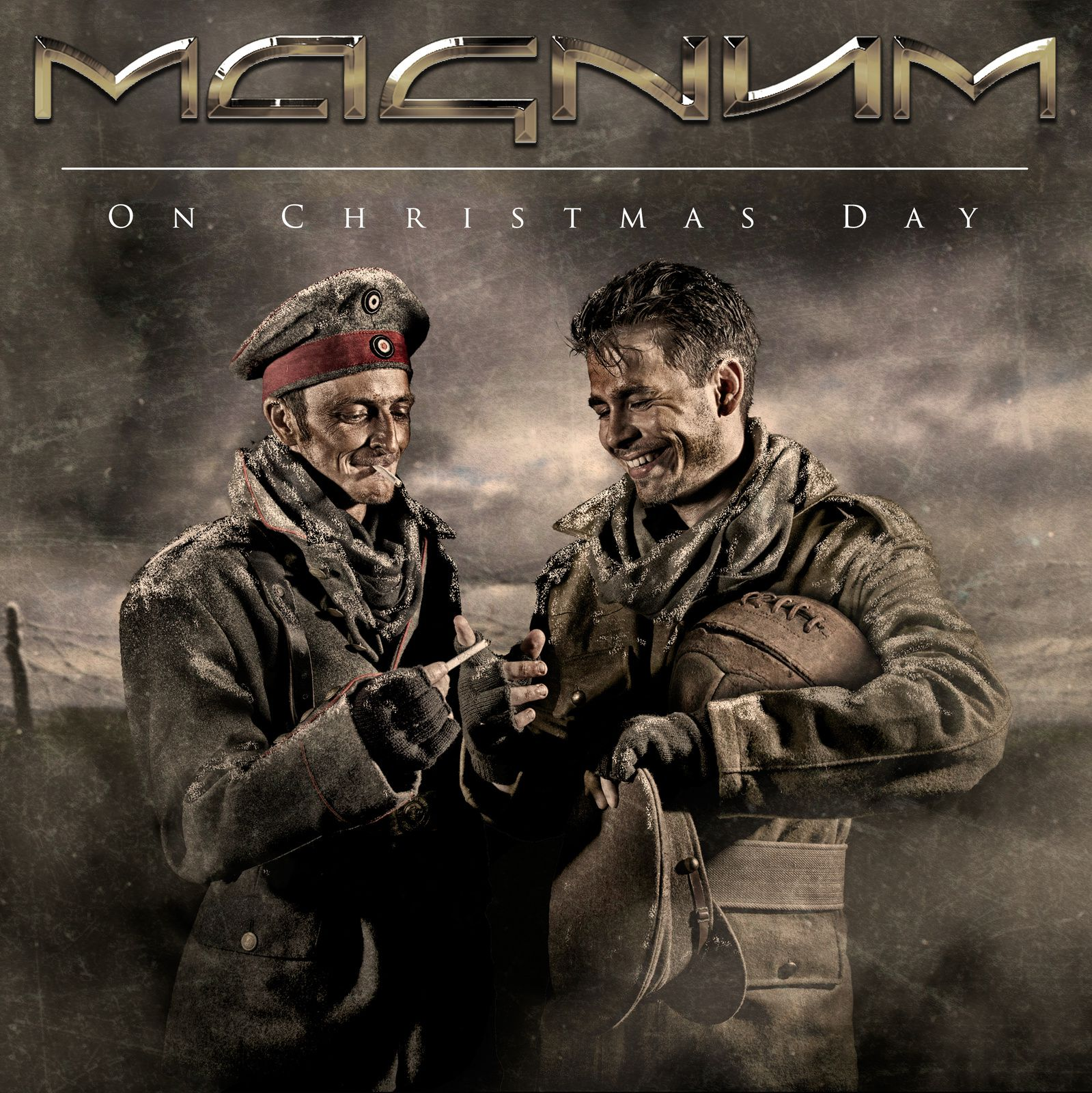 """CD review MAGNUM """"On Christmas day"""" EP"""