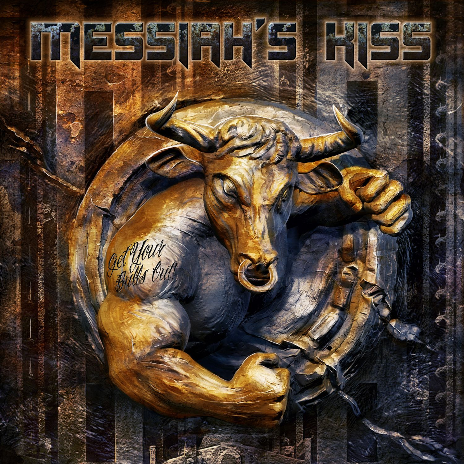 """CD review MESSIAH'S KISS """"Get your bulls out!"""""""
