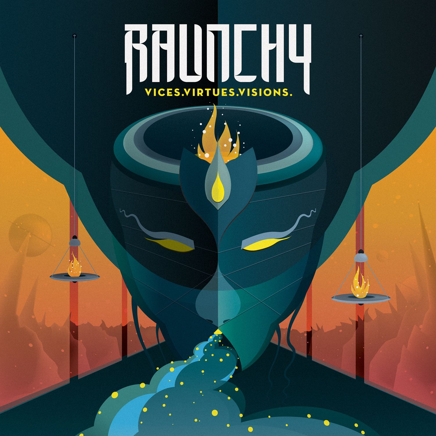 """CD review RAUNCHY """"Vice, virtues, vision"""""""