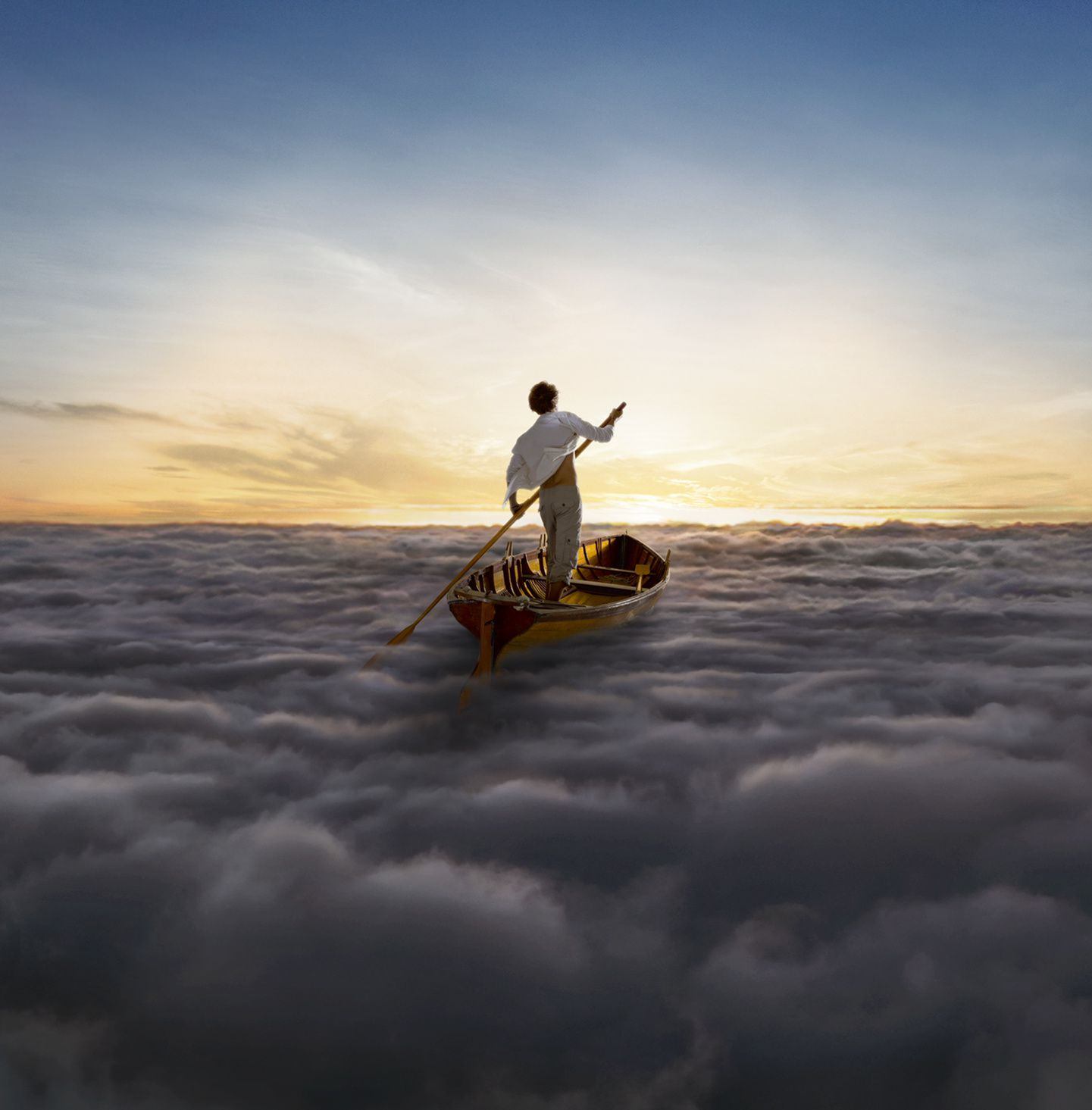 """CD review PINK FLOYD """"The endless river"""""""