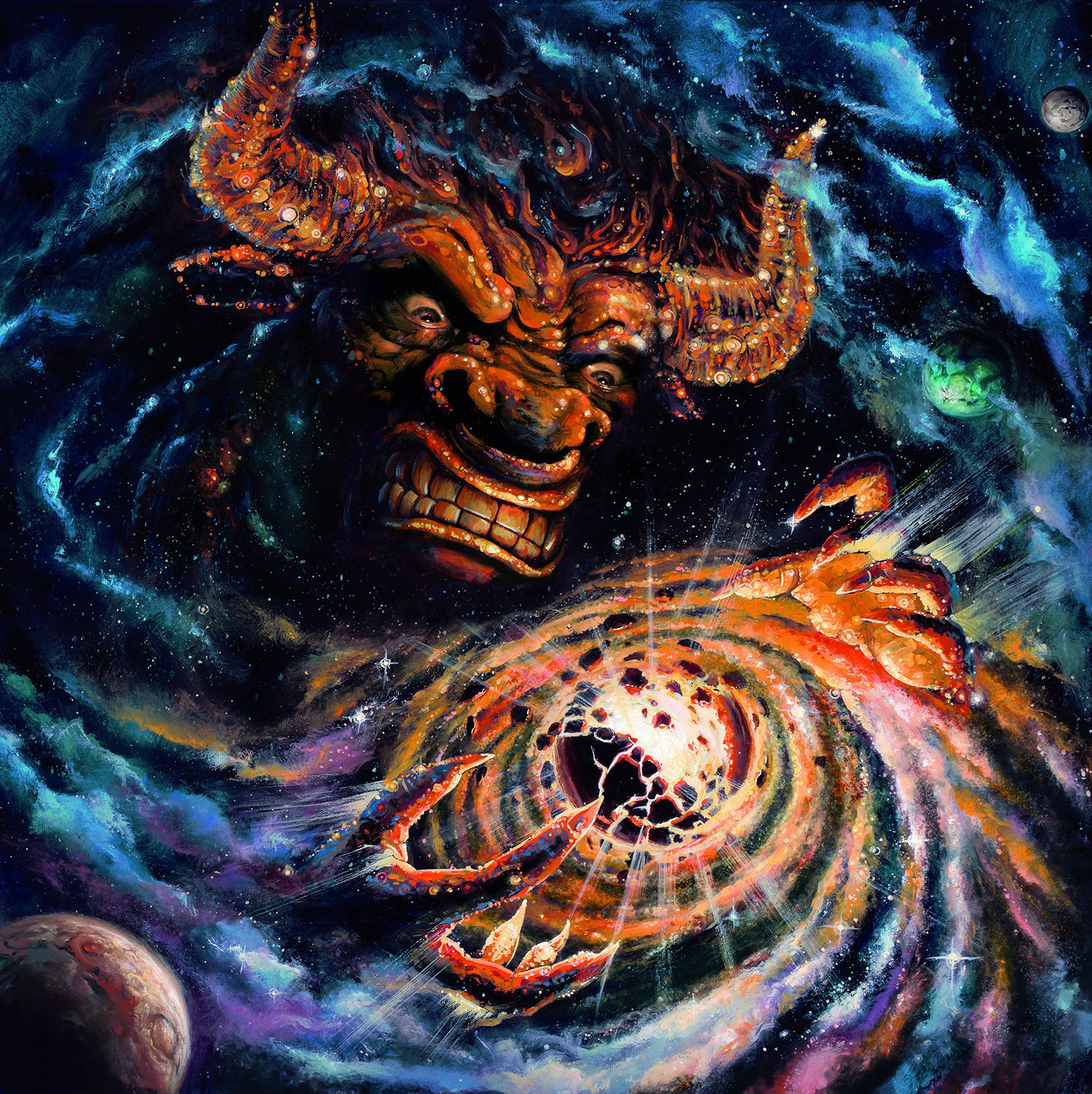 """CD review MONSTER MAGNET """"Milking the stars: a re-imagination of Last Patrol"""""""