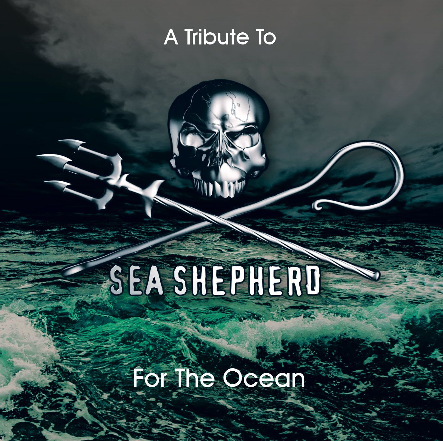 """CD review A tribute to SEA SHEPHERD """"For the ocean"""""""