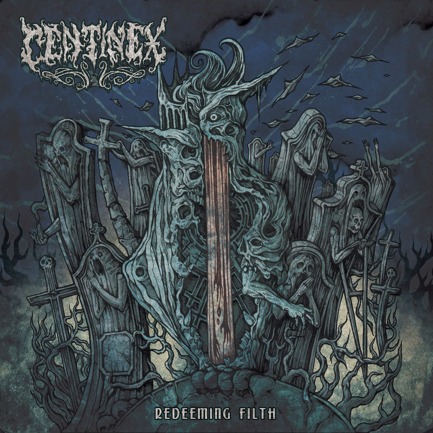 """CD review CENTINEX """"Redeeming filth"""""""