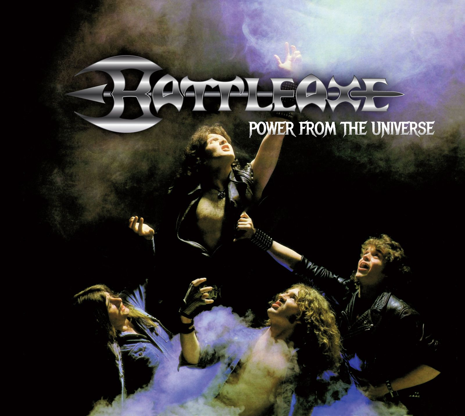 """CD review BATTLEAXE """"Power from the universe"""""""