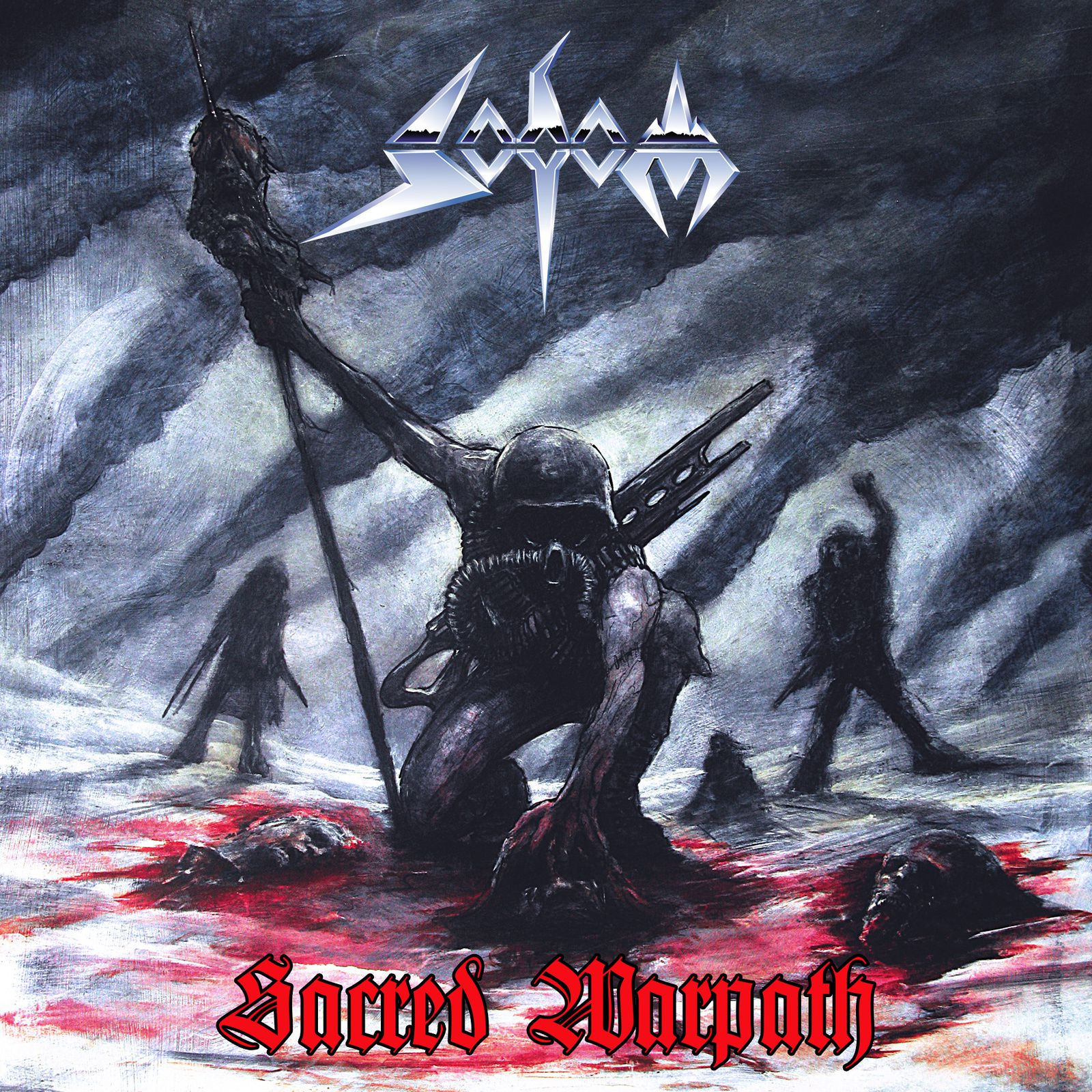 """CD review SODOM """"Sacred warpath"""" EP"""