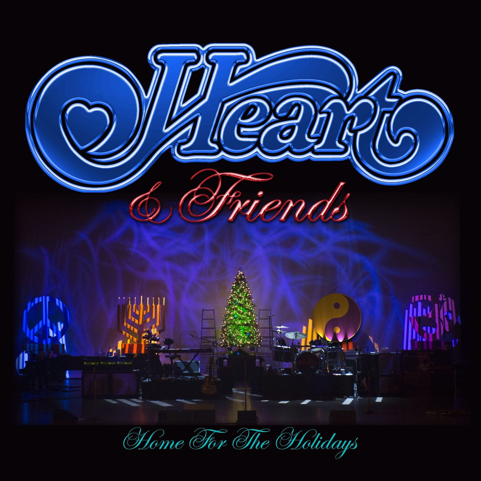 """CD review HEART """"Heart & friend: Home for the holidays"""""""