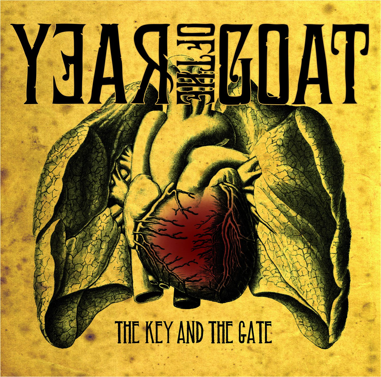 """CD review YEAR OF THE GOAT """"The key and the gate"""" EP"""