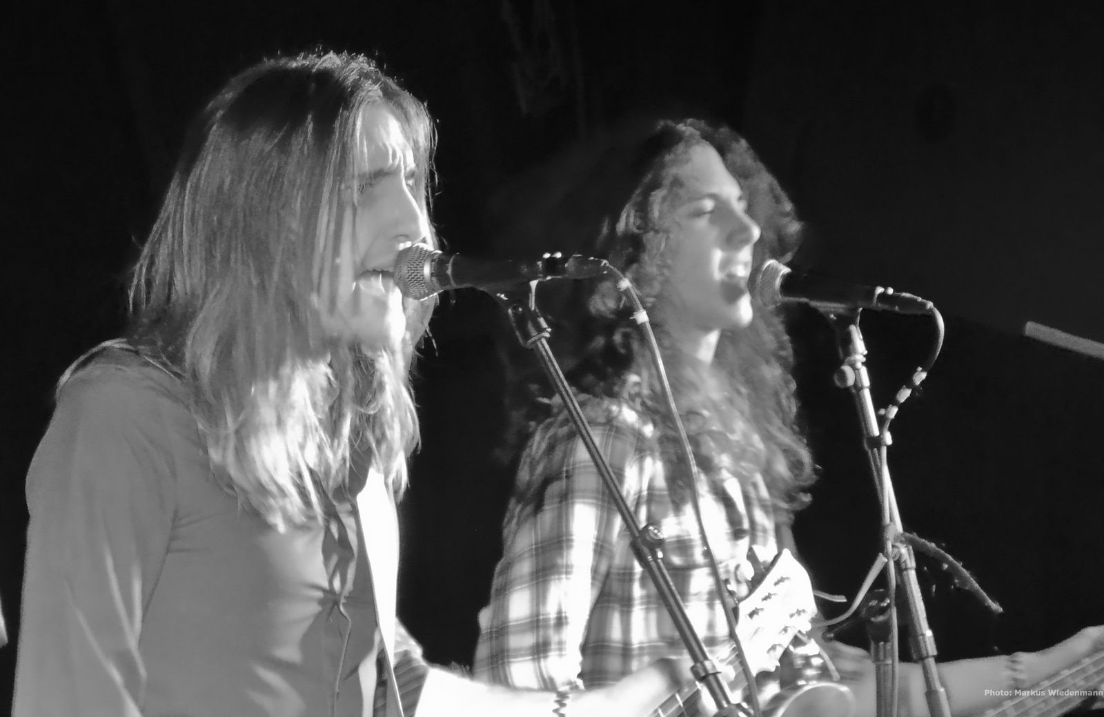 Live review AUDREY HORNE, '77, and PET THE PREACHER, Baroeg, Rotterdam, 29.11.2014