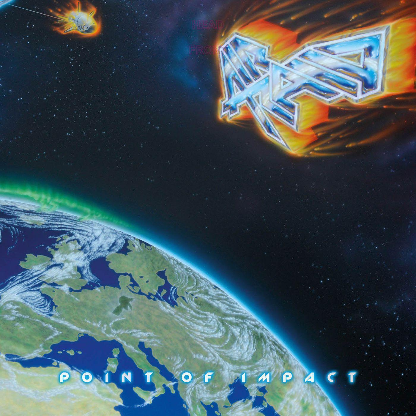 """CD review AIR RAID """"Point of impact"""""""