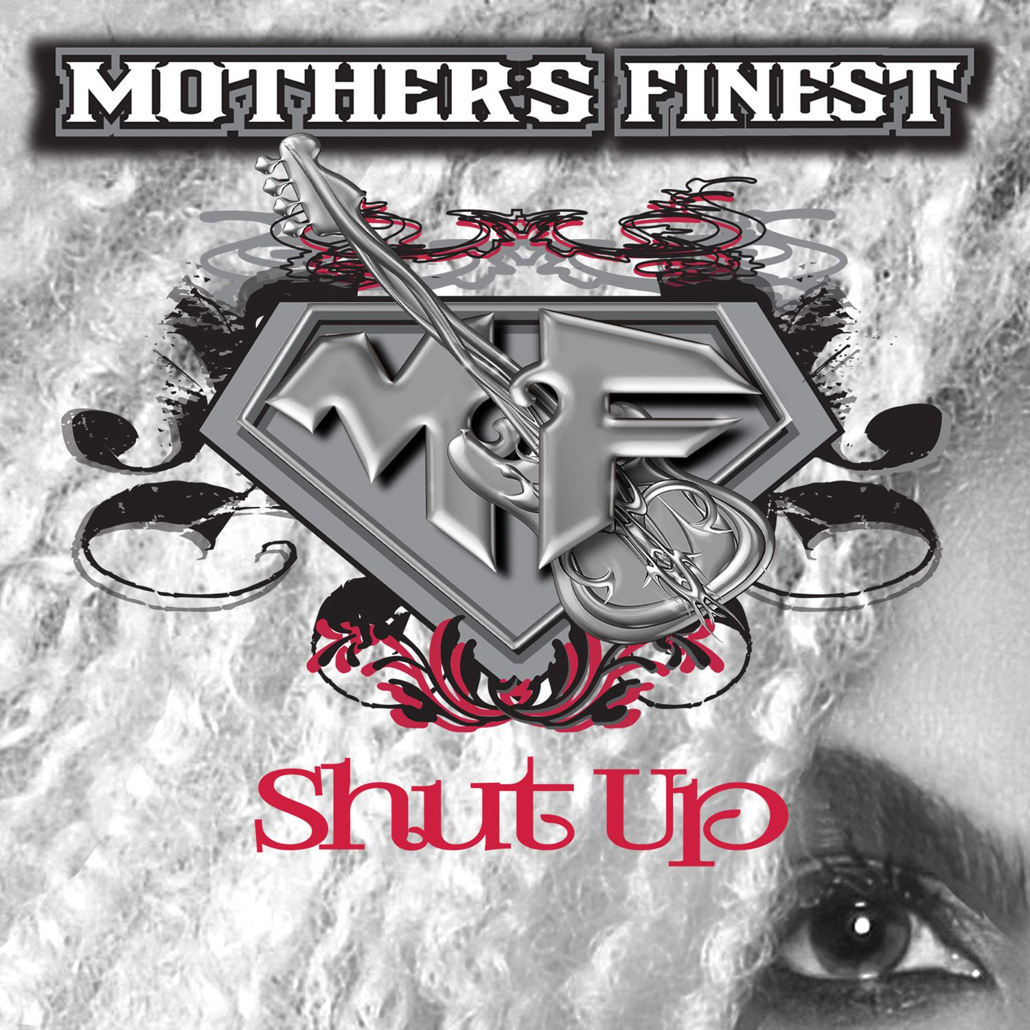 """CD review MOTHER'S FINEST """"Shut up"""" (7"""")"""