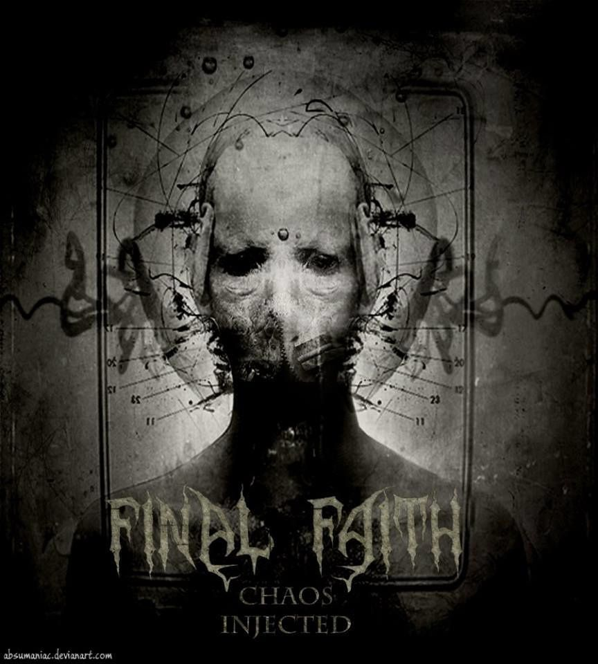 """CD review FINAL FAITH """"Chaos infected"""""""