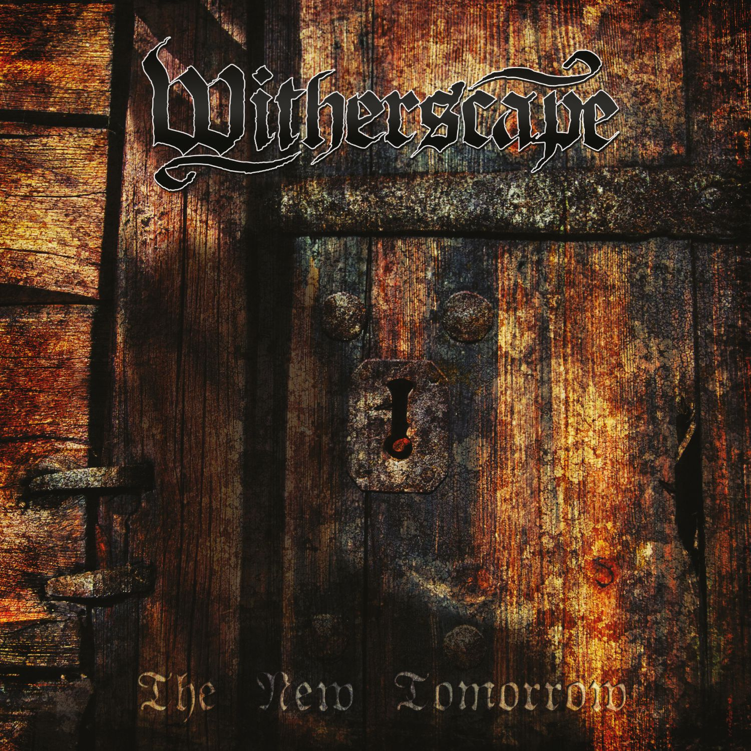 """CD WITHERSCAPE """"The new tomorrow"""" EP"""
