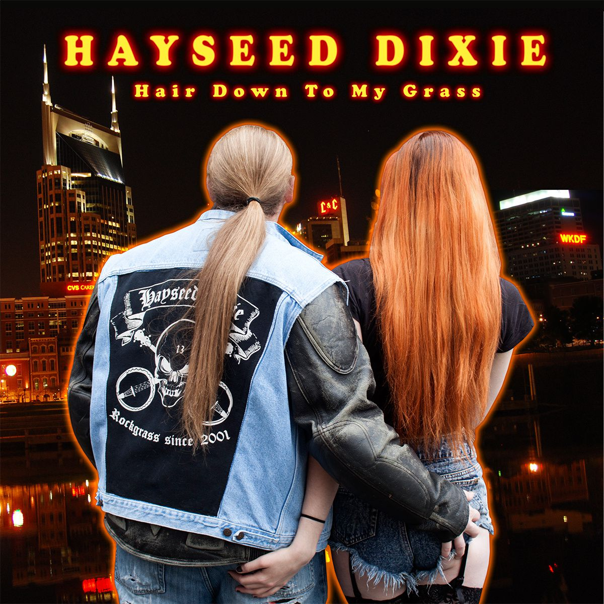"""CD review HAYSEED DIXIE """"Hair down to my grass"""""""