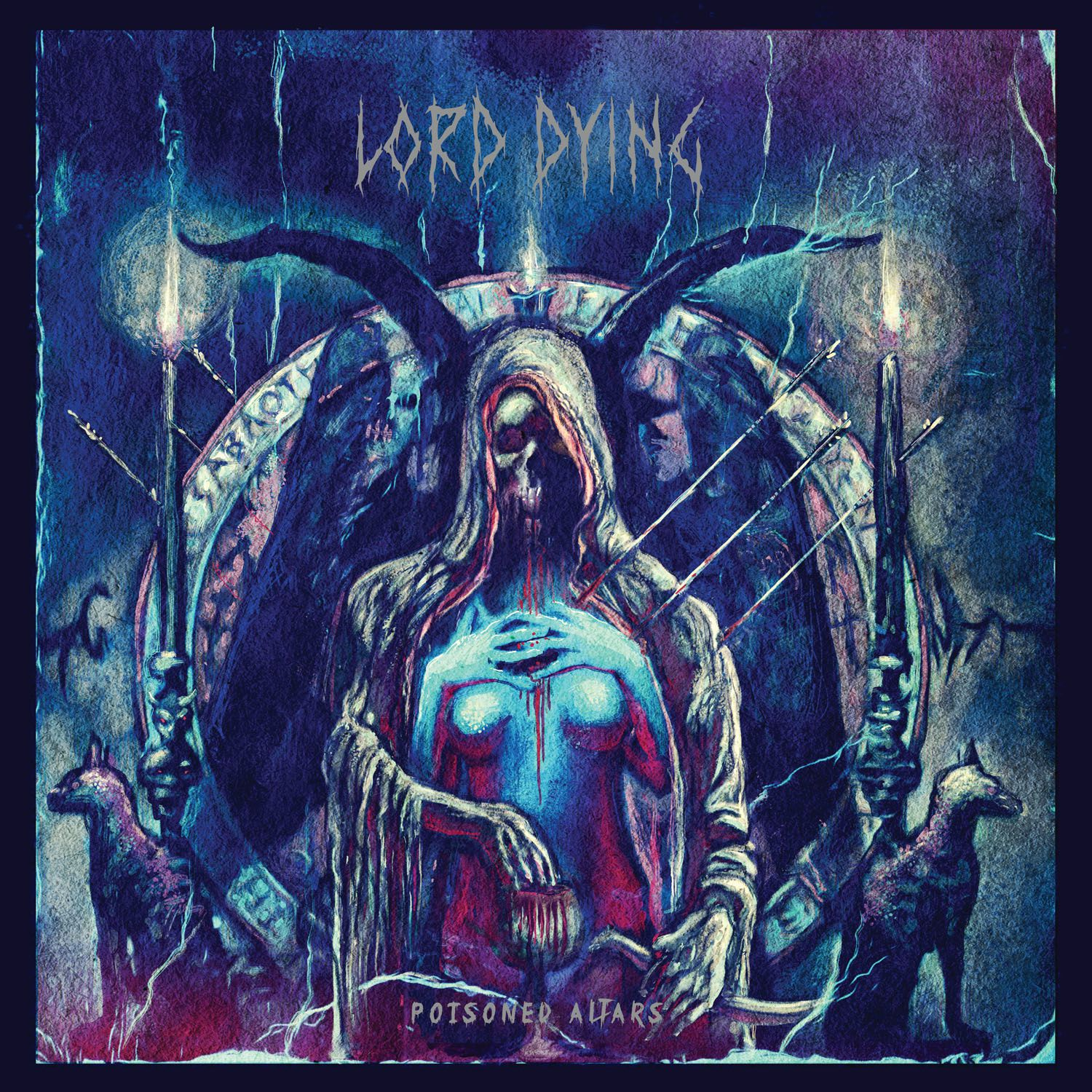 """CD review LORD DYING """"Poisoned altars"""""""