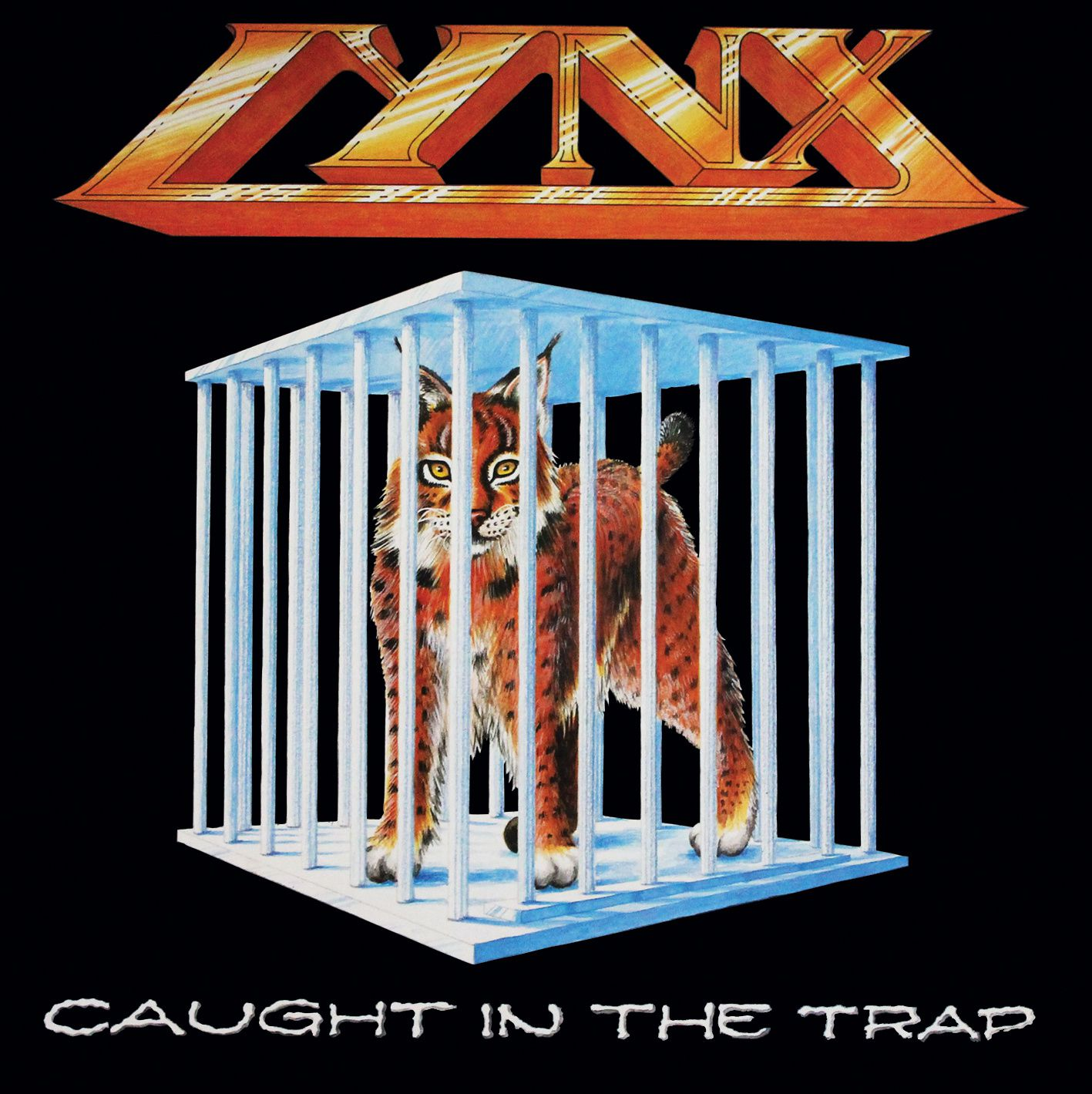 """CD review LYNX """"Caught in the trap"""" re-release"""
