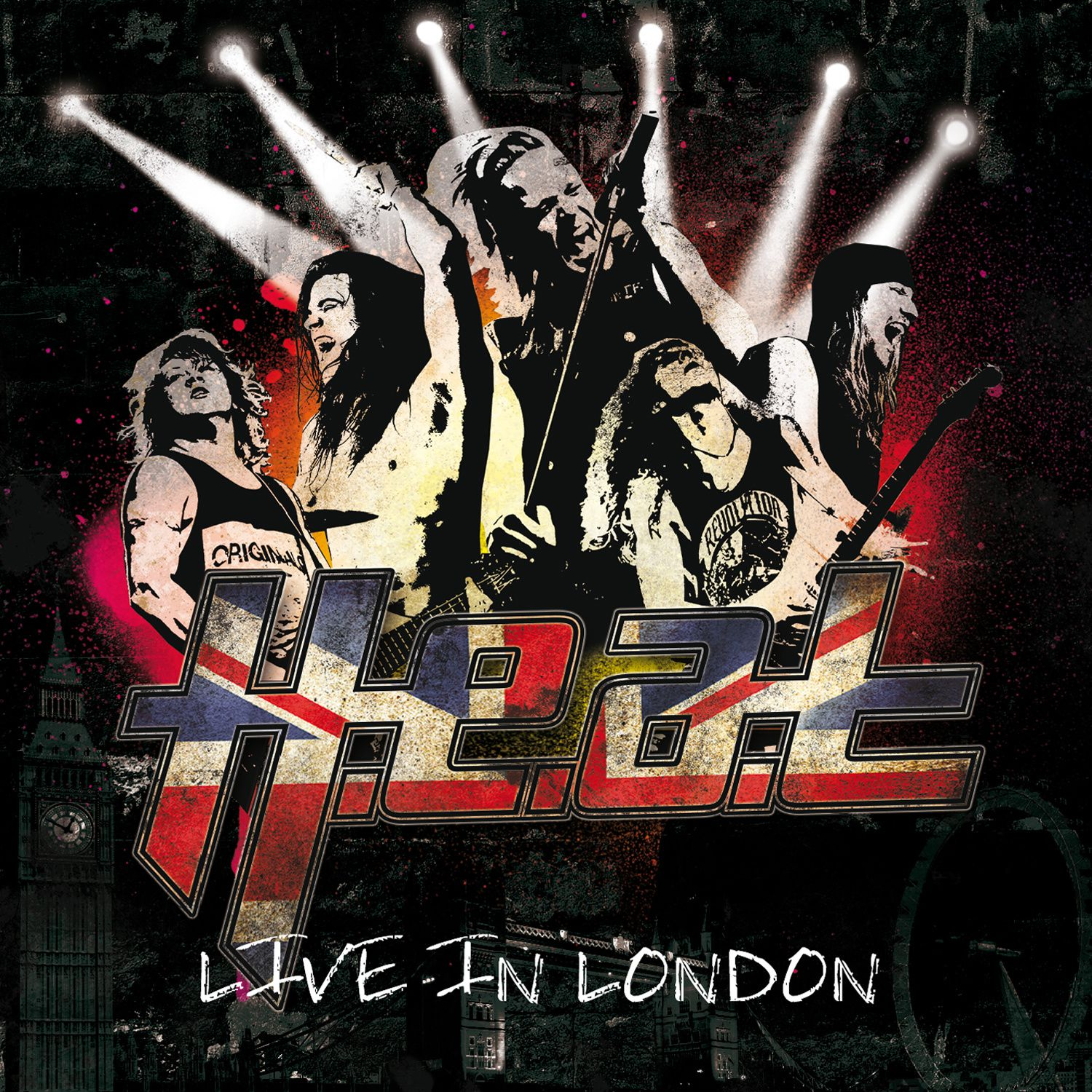"""CD review H.E.A.T. """"Live in London"""""""