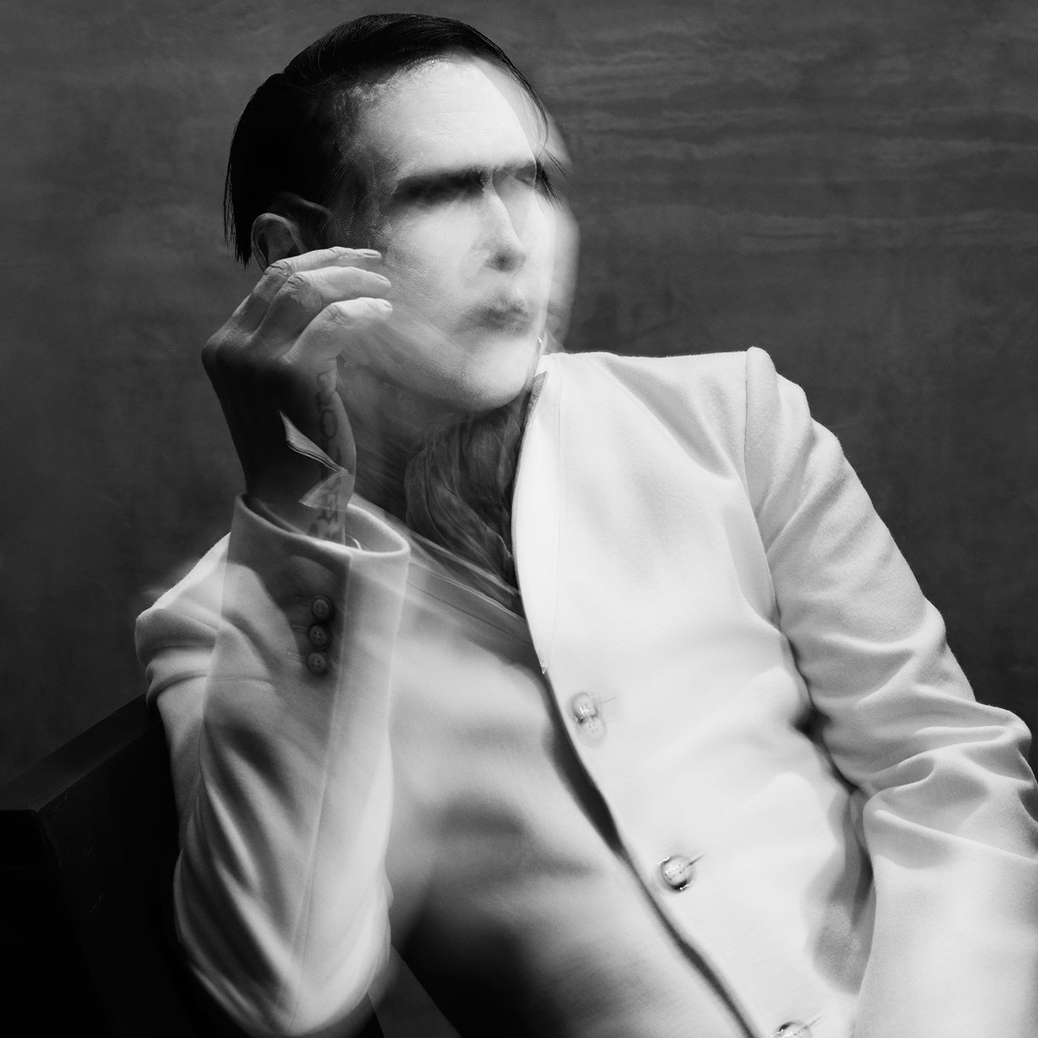 """CD review MARILYN MANSON """"The pale emperor"""""""