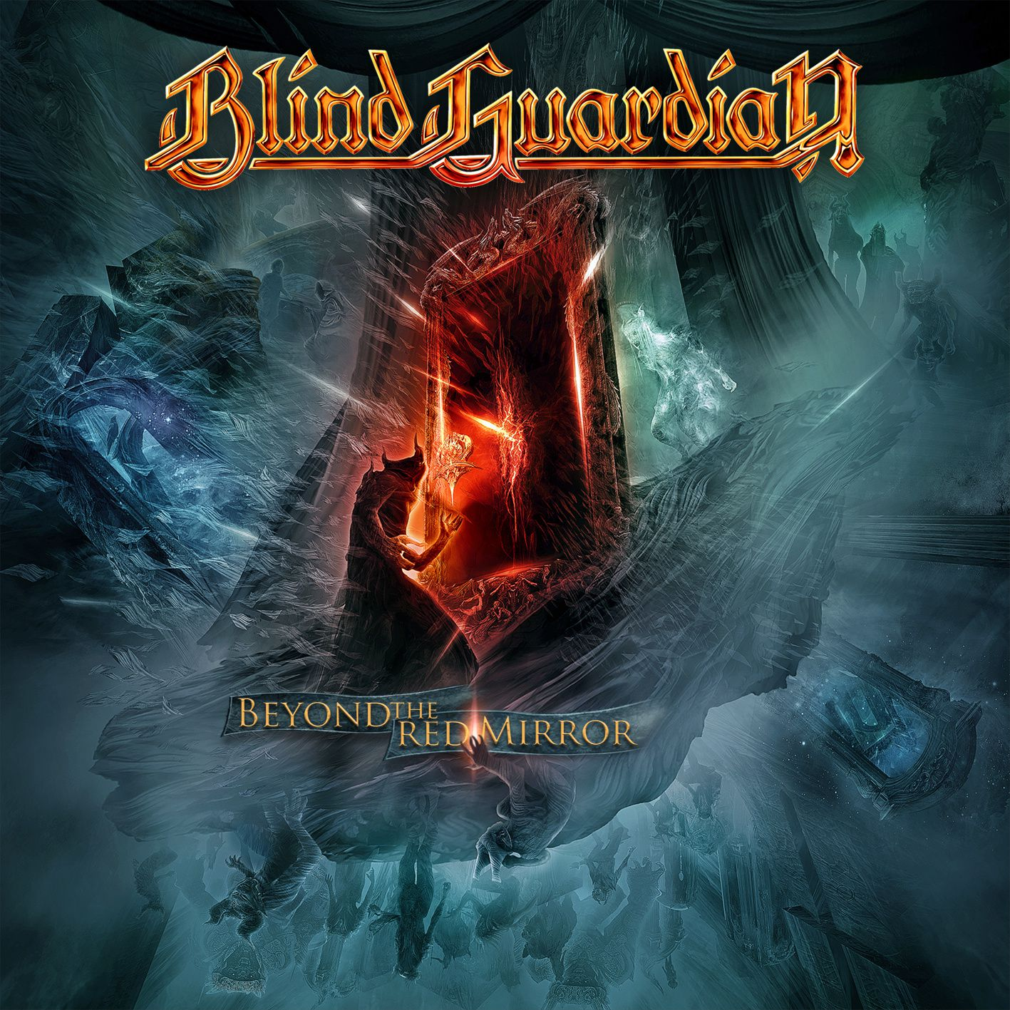 "CD review BLIND GUARDIAN ""Beyond the red mirror"""
