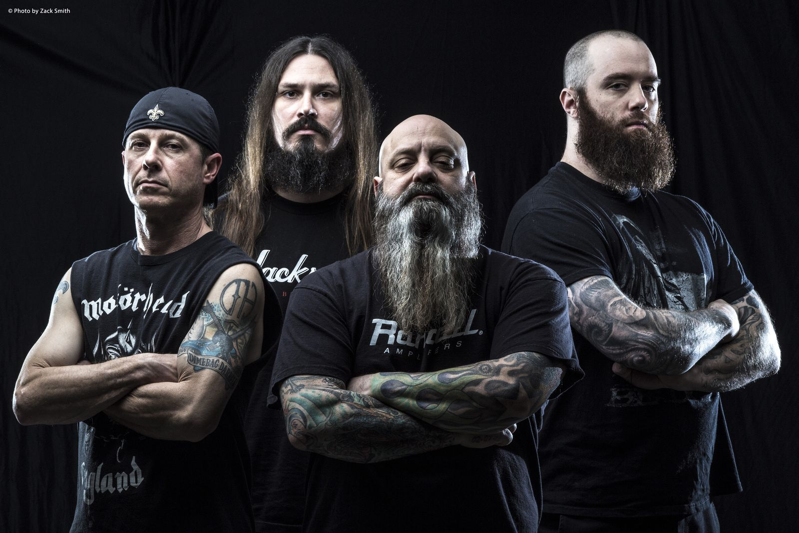 CROWBAR on tour in February/March