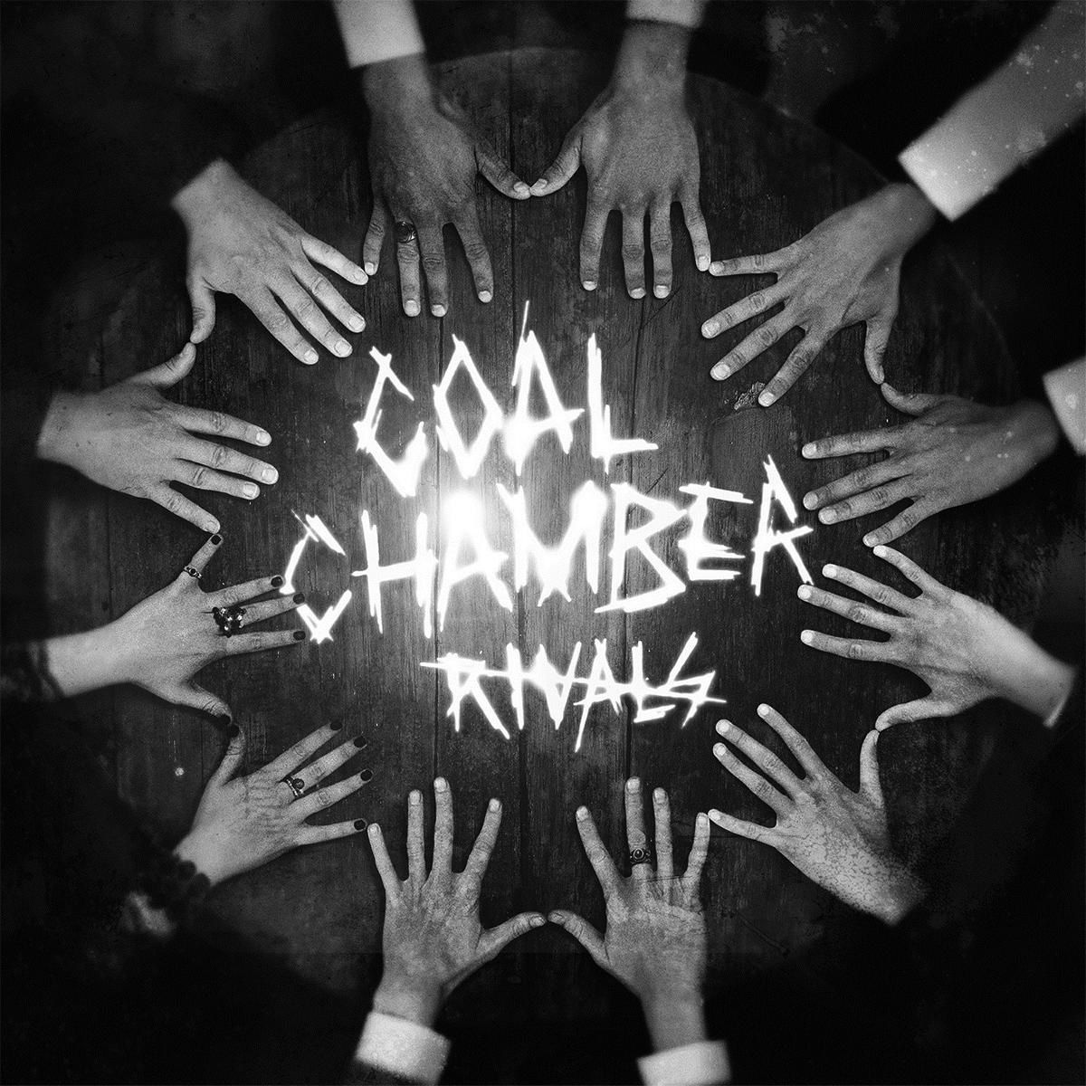 Cover and tracklist from new COAL CHAMBER album
