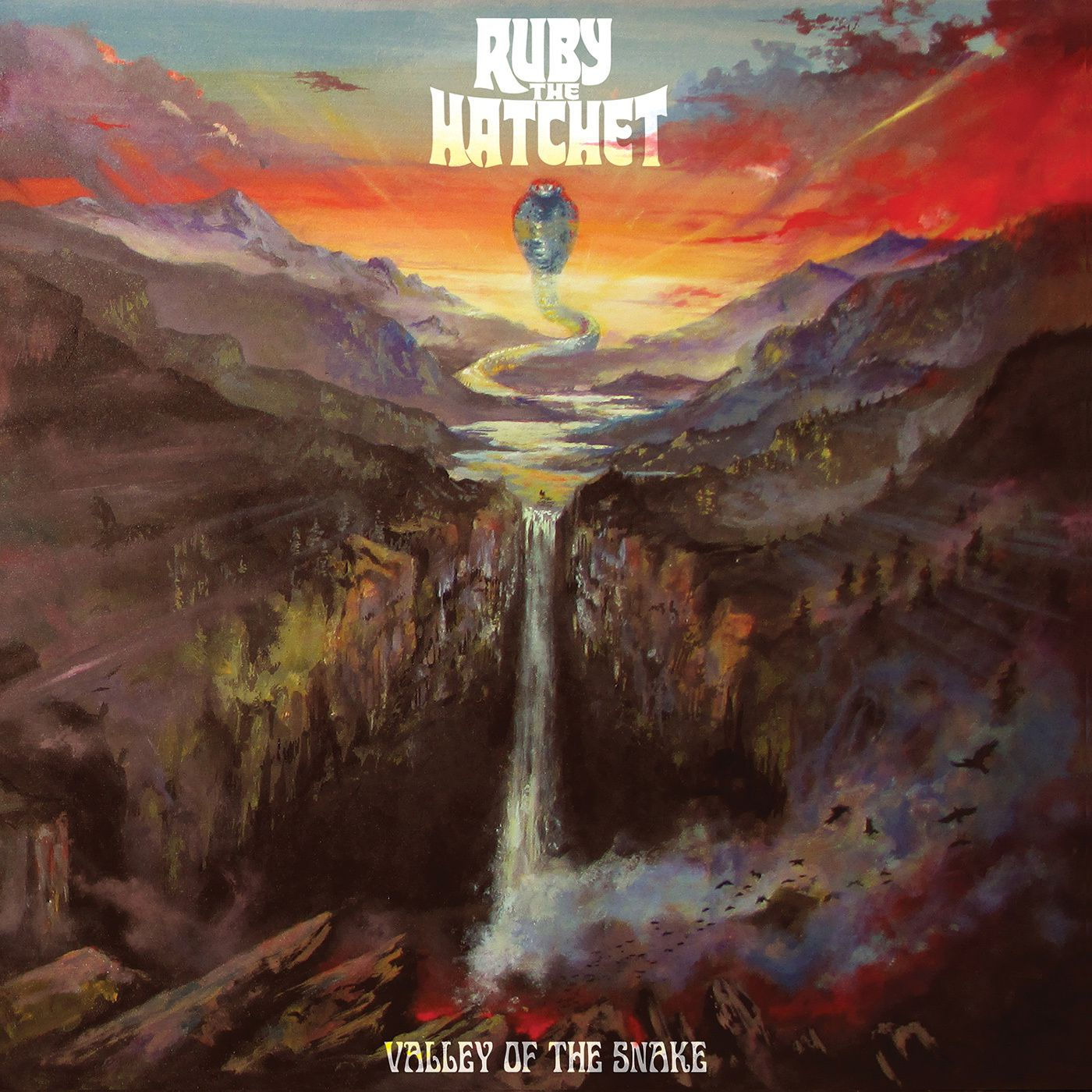"""CD review RUBY THE HATCHET """"Valley of the snake"""""""