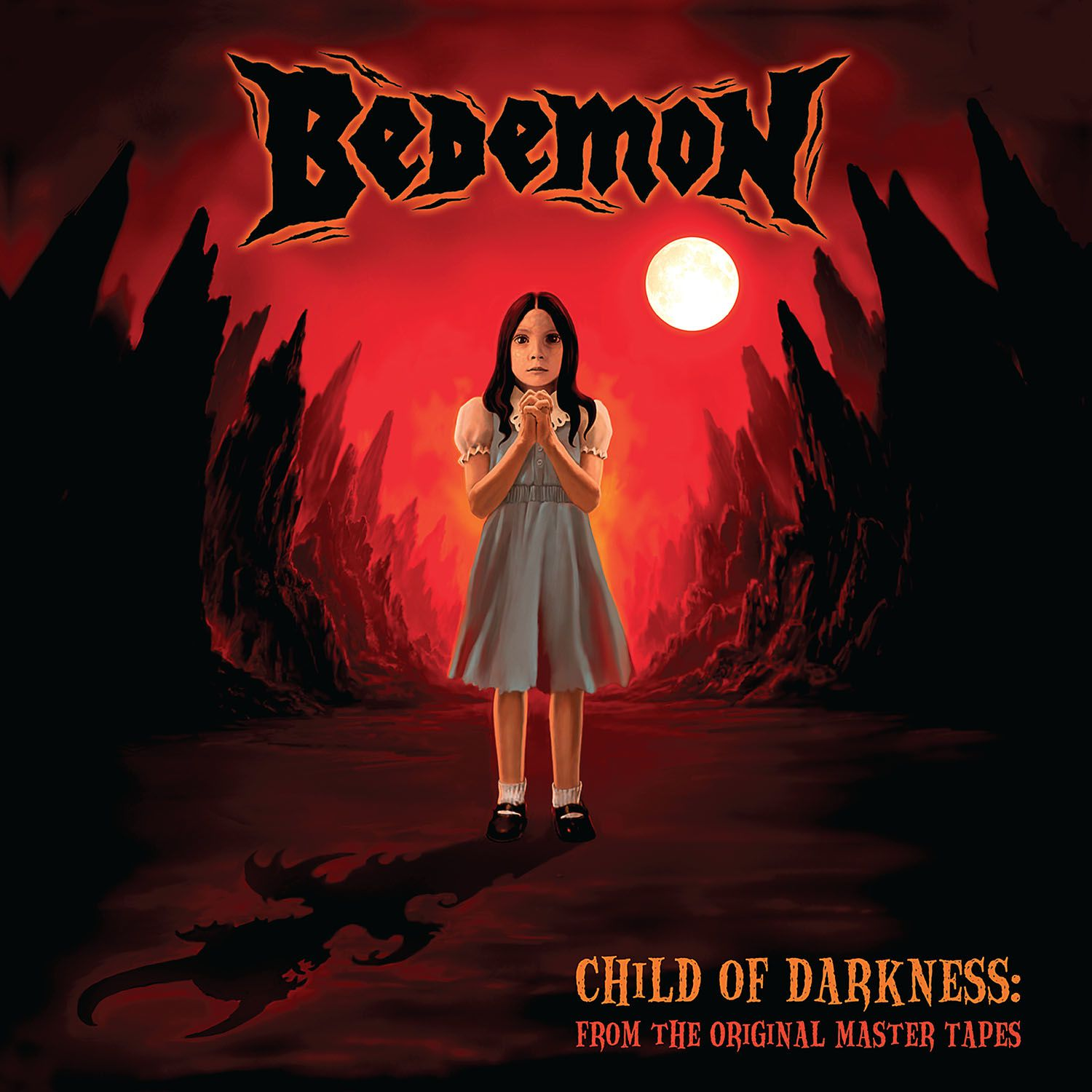 """CD review BEDEMON """"Child of darkness"""""""