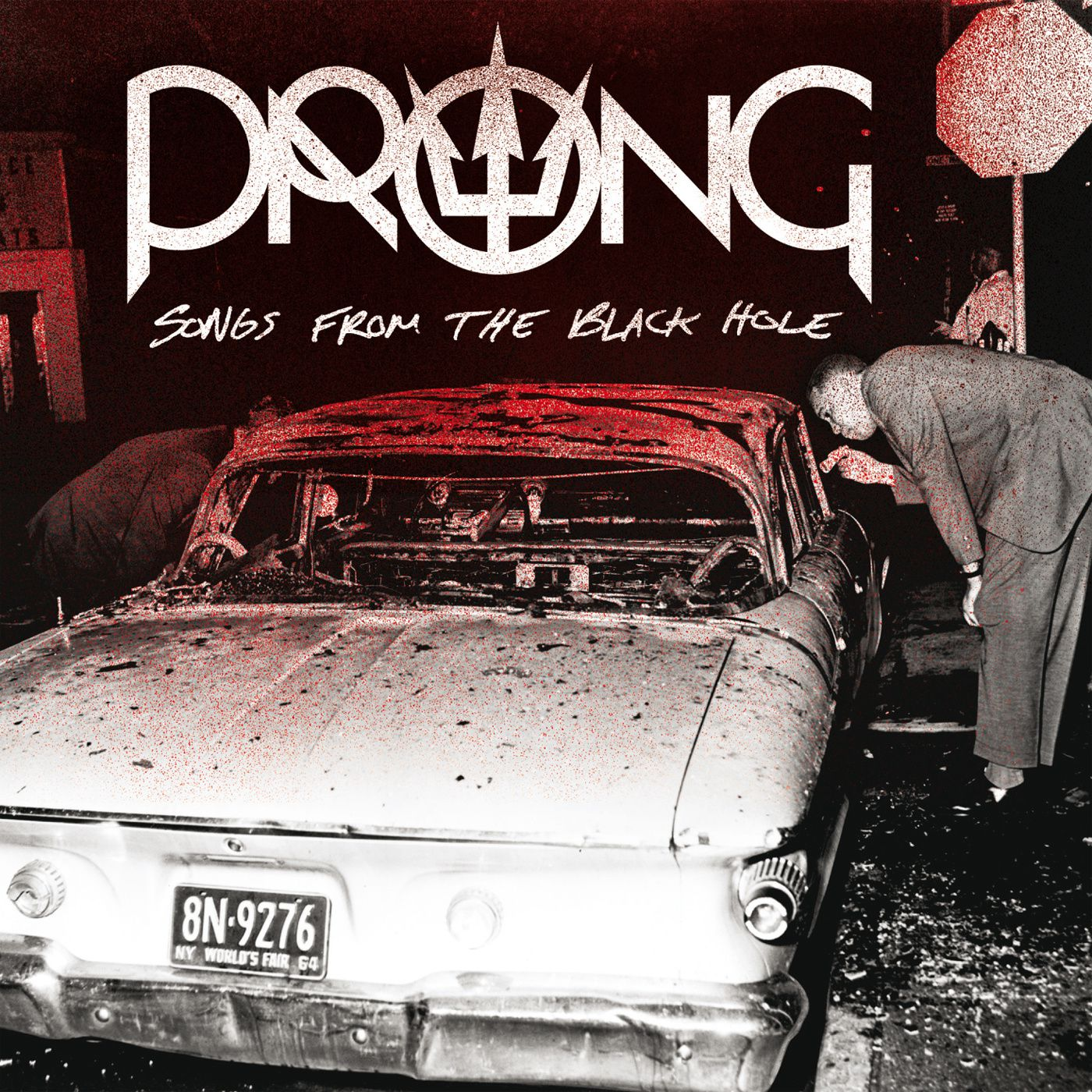 """CD review PRONG """"Songs from the black hole"""""""